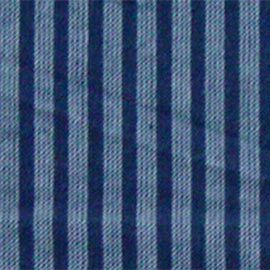 Stripes Bed Skirt / Dust Ruffle Size: Queen