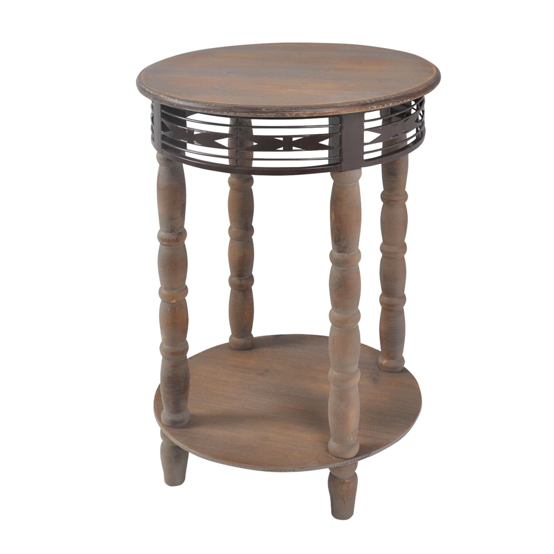 Murrieta Round End Table
