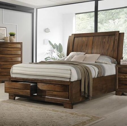 Camargo Storage Platform Bed Size: Queen