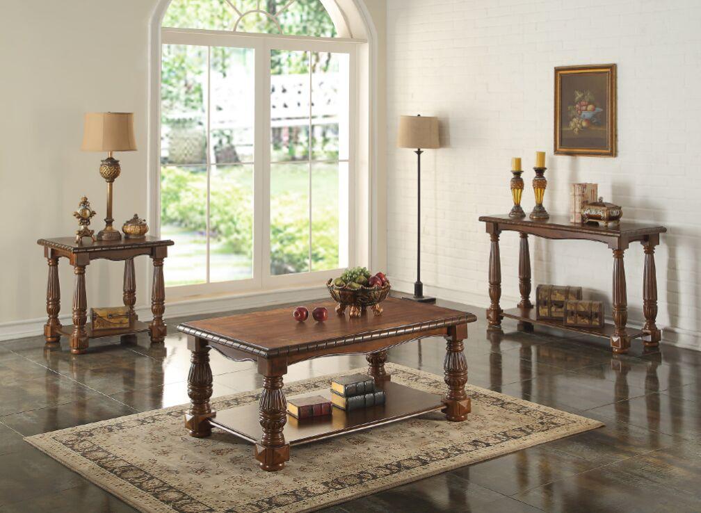 Leithgow 3 Piece Coffee Table Set