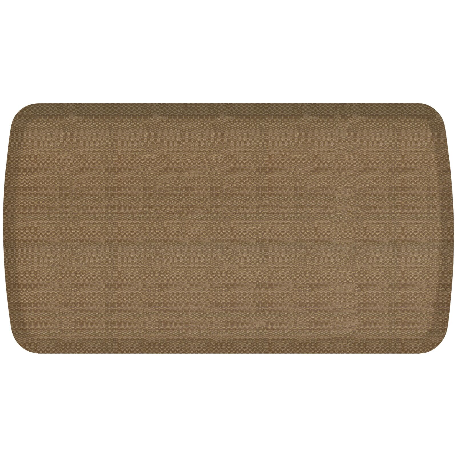 Rattan Elite Premier Comfort Kitchen Mat Mat Size: 1'8