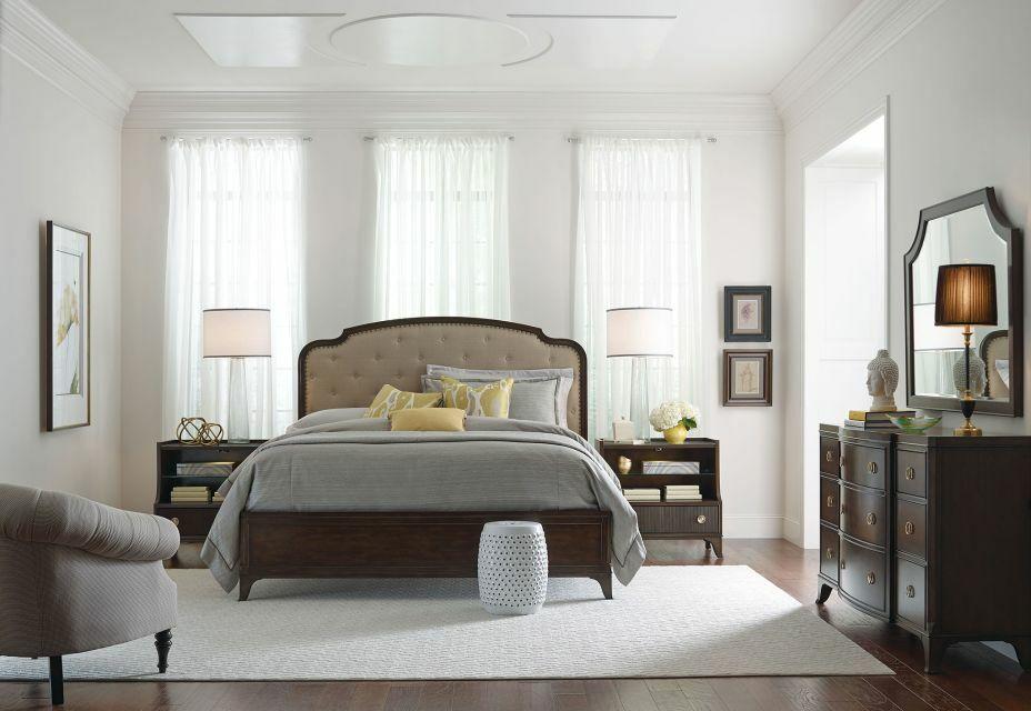 Bordeaux Queen Configurable Bedroom Set