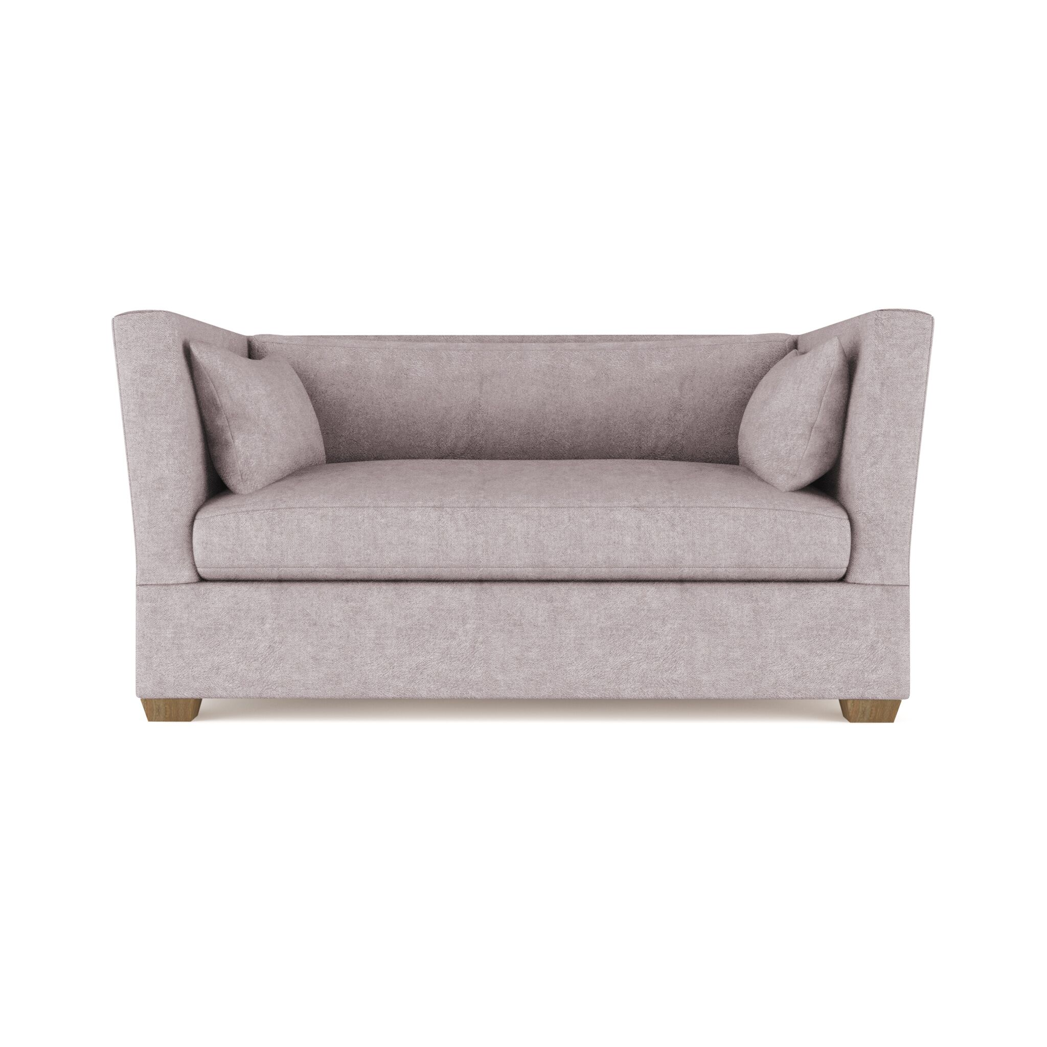 Leung Sofa Upholstery: Sandstone, Size: 31