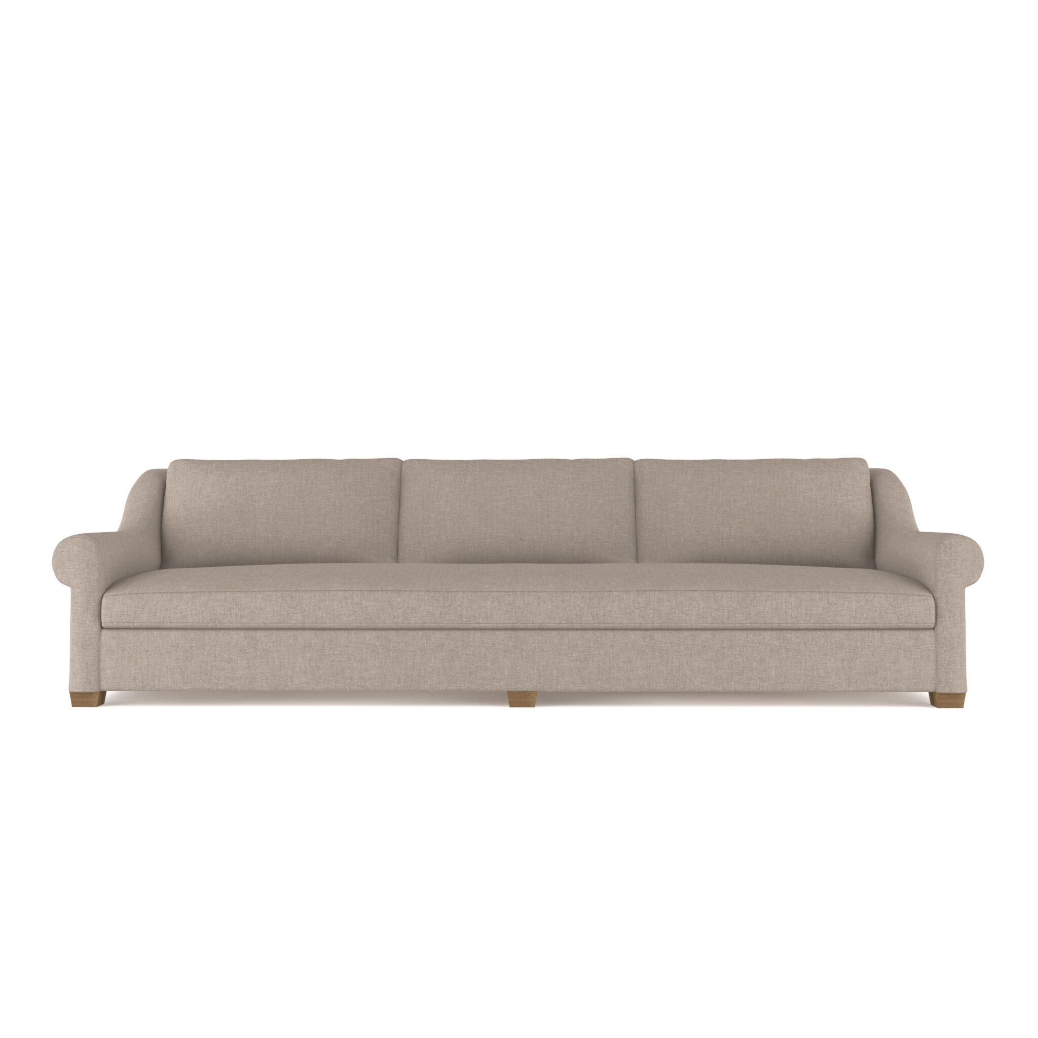 Auberge Sofa Upholstery: Sandstone, Size: 32