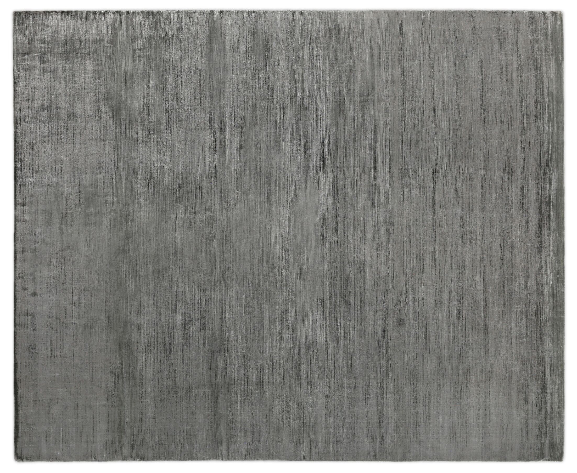 Smooch Carved Hand-Woven Gray Area Rug Rug Size: Rectangle 10' x 14'