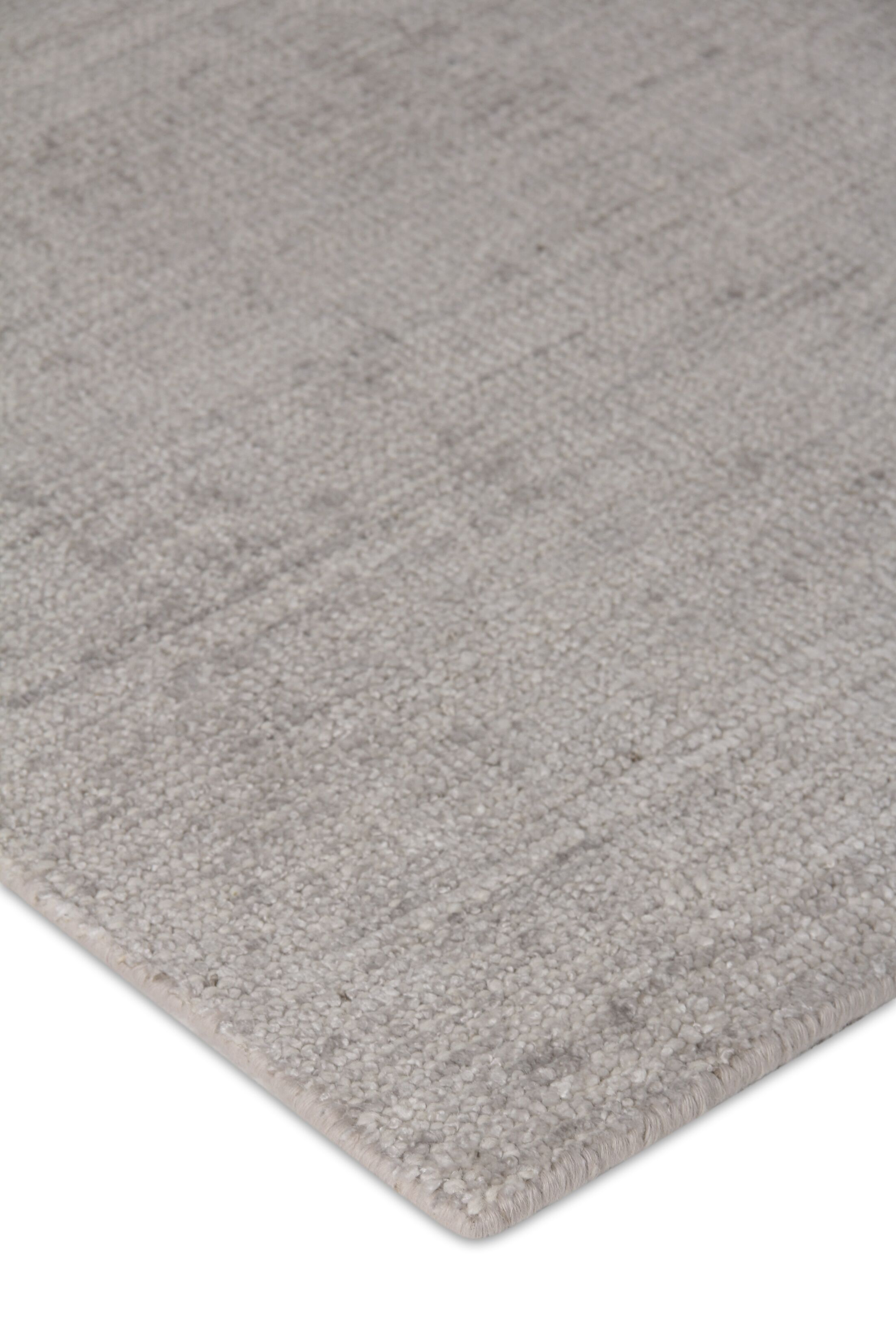 Catalina Hand Woven Gray Area Rug Rug Size: Rectangle 10' x 14'
