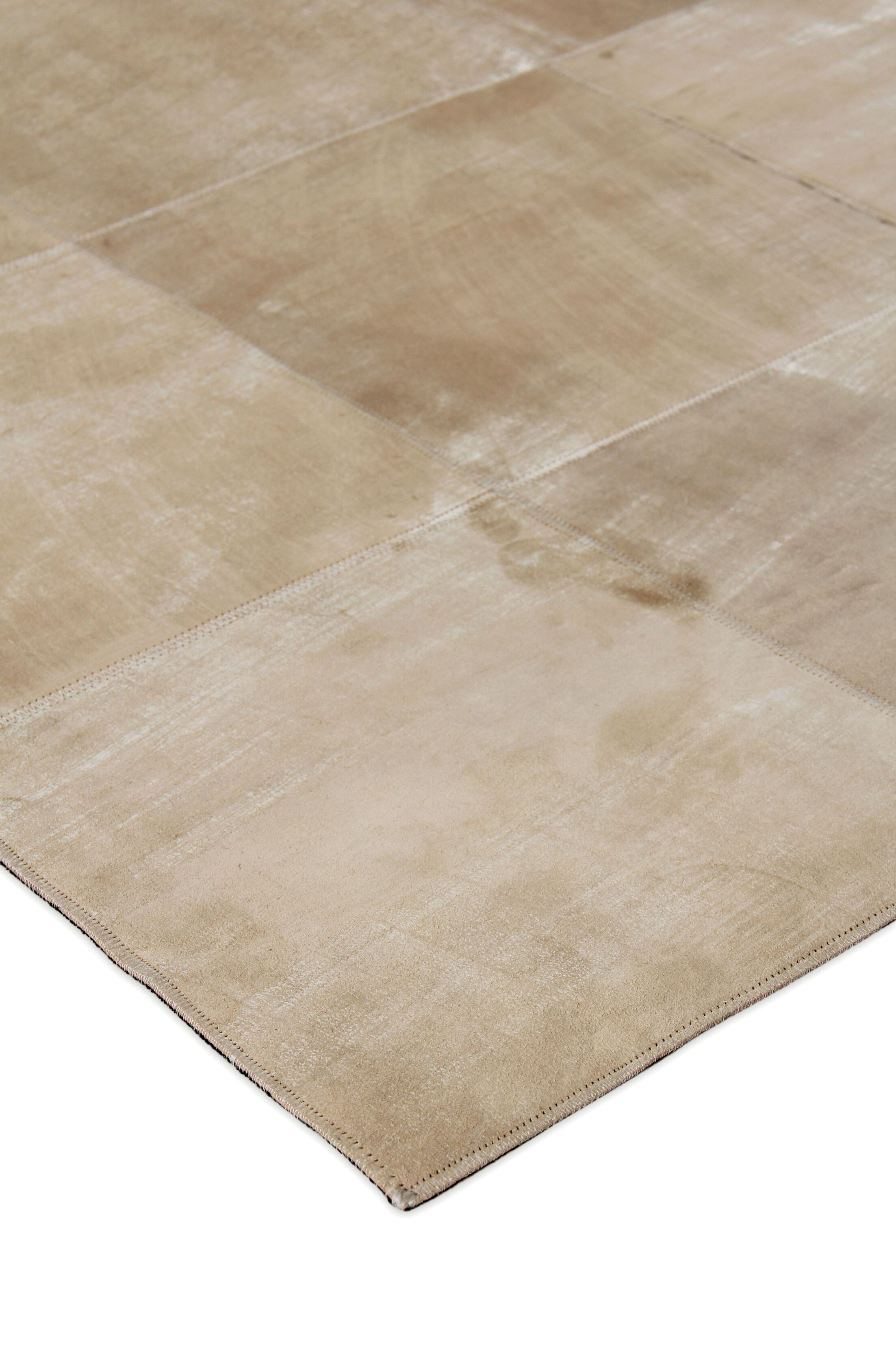 One-of-a-Kind Capri Hand-Woven Beige Area Rug Rug Size: Rectangle 9'6
