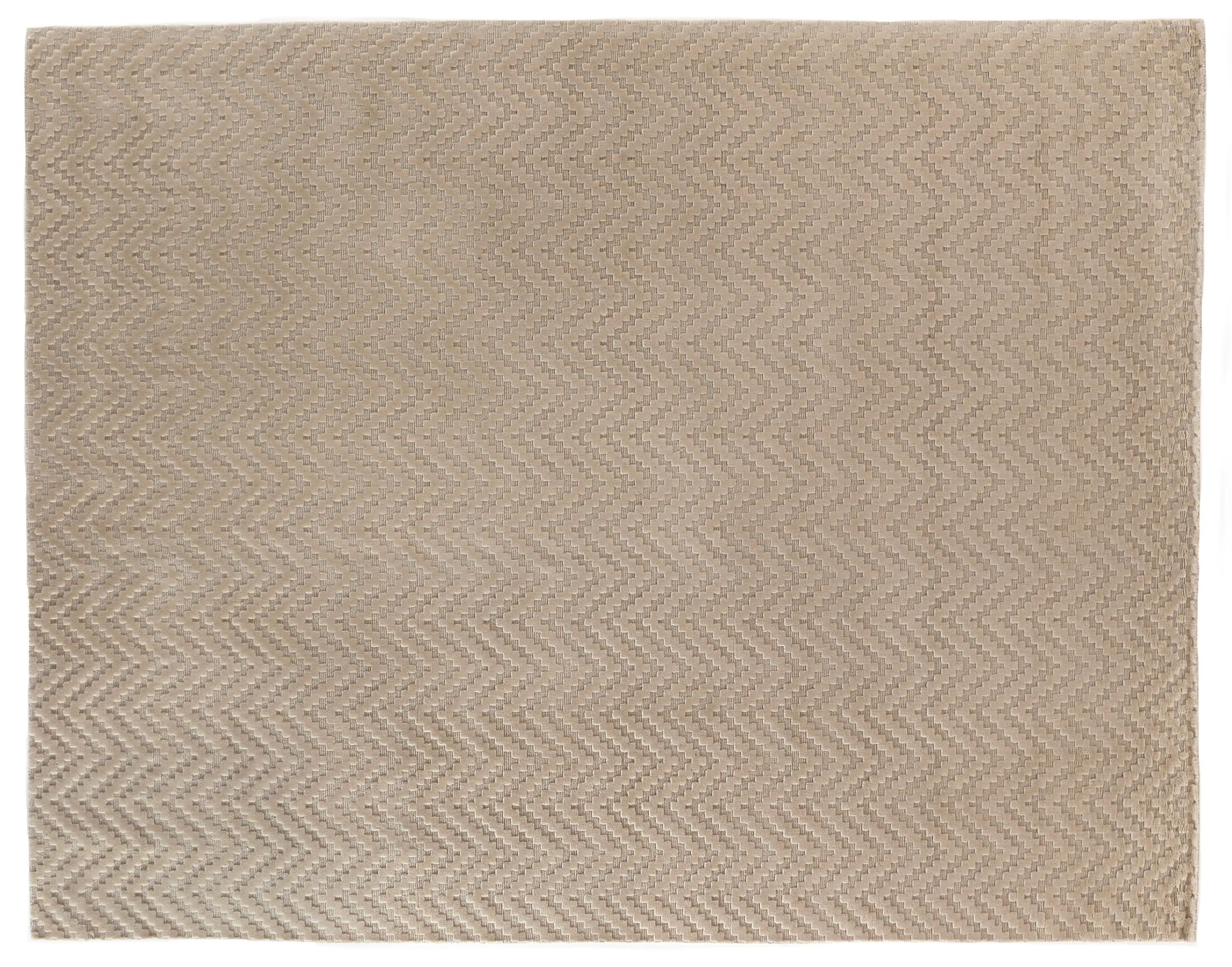 Demani Hand Woven Wool Brown Area Rug Rug Size: Rectangle 14' x 18'