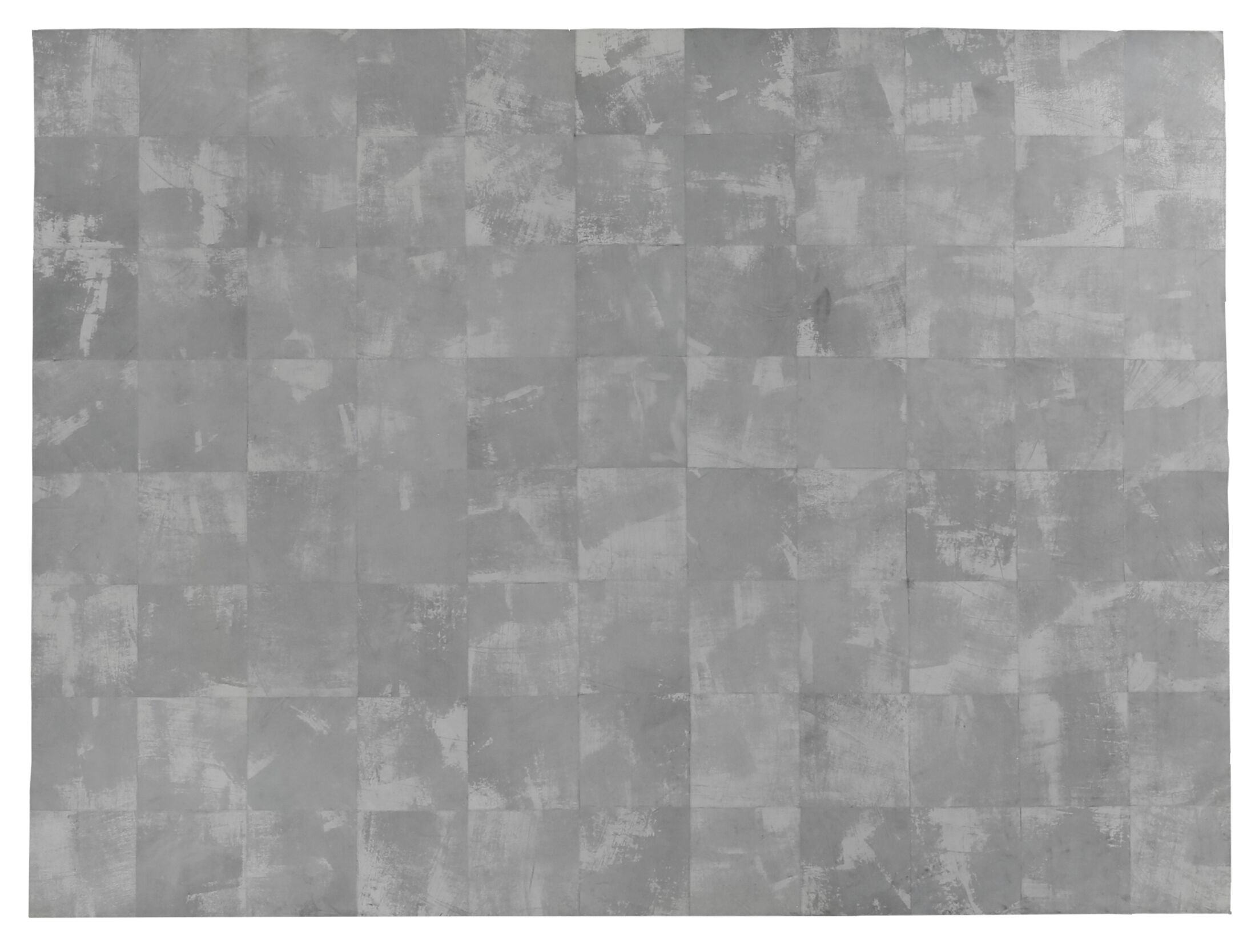 One-of-a-Kind Capri Leather Hand Woven Gray Area Rug Rug Size: Rectangle 5' x 8'
