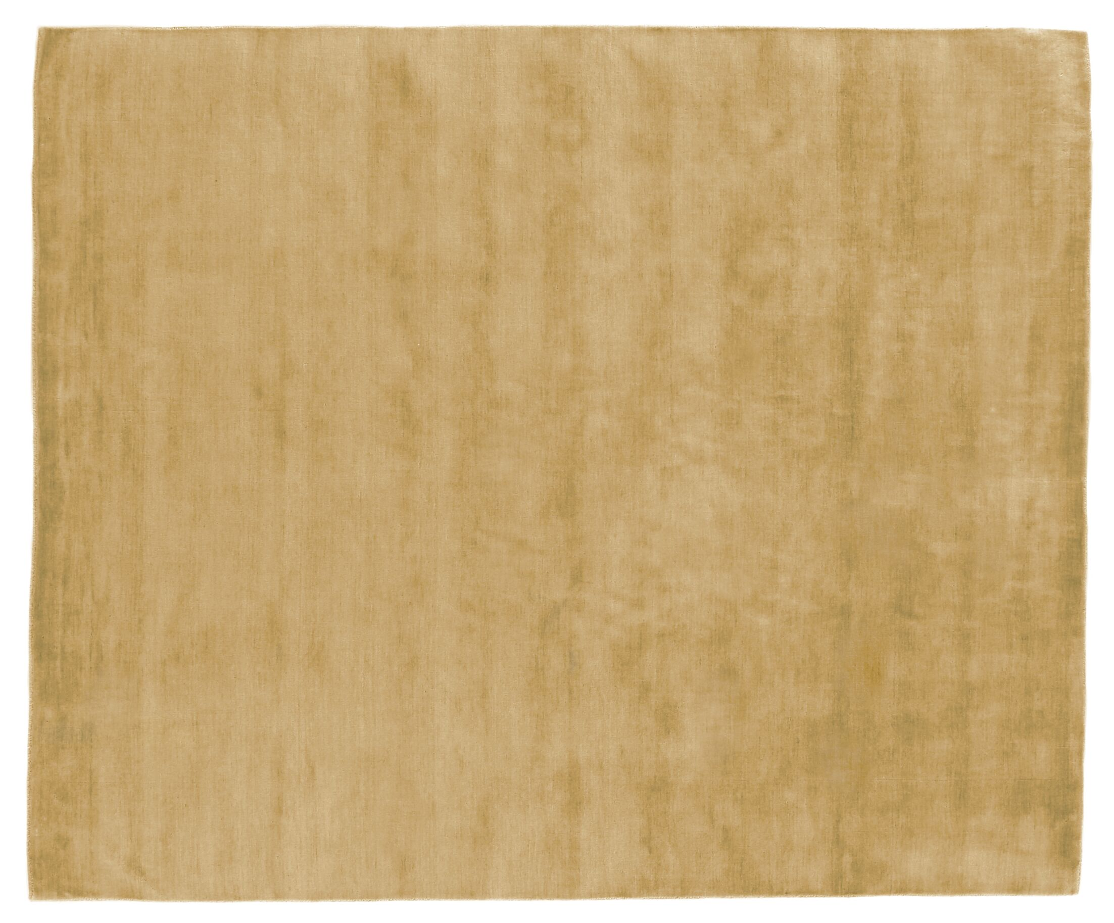 Dove Hand Woven Wool Citron Area Rug Rug Size: Rectangle 12' x 15'
