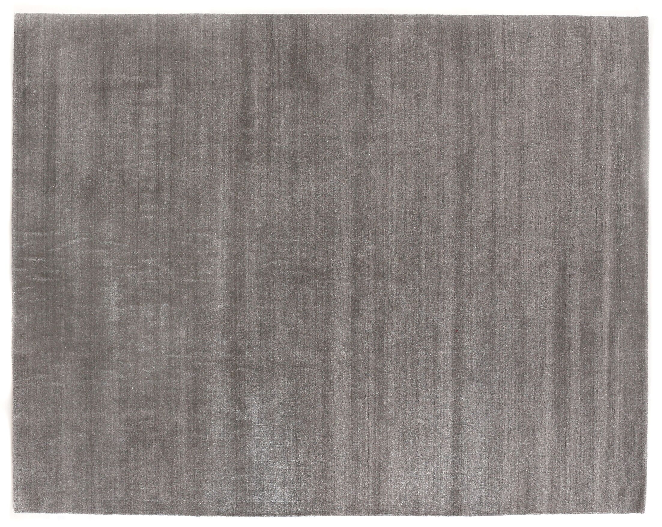 Sanctuary Hand-Woven Silk Brown Area Rug Rug Size: Rectangle 14' x 18'