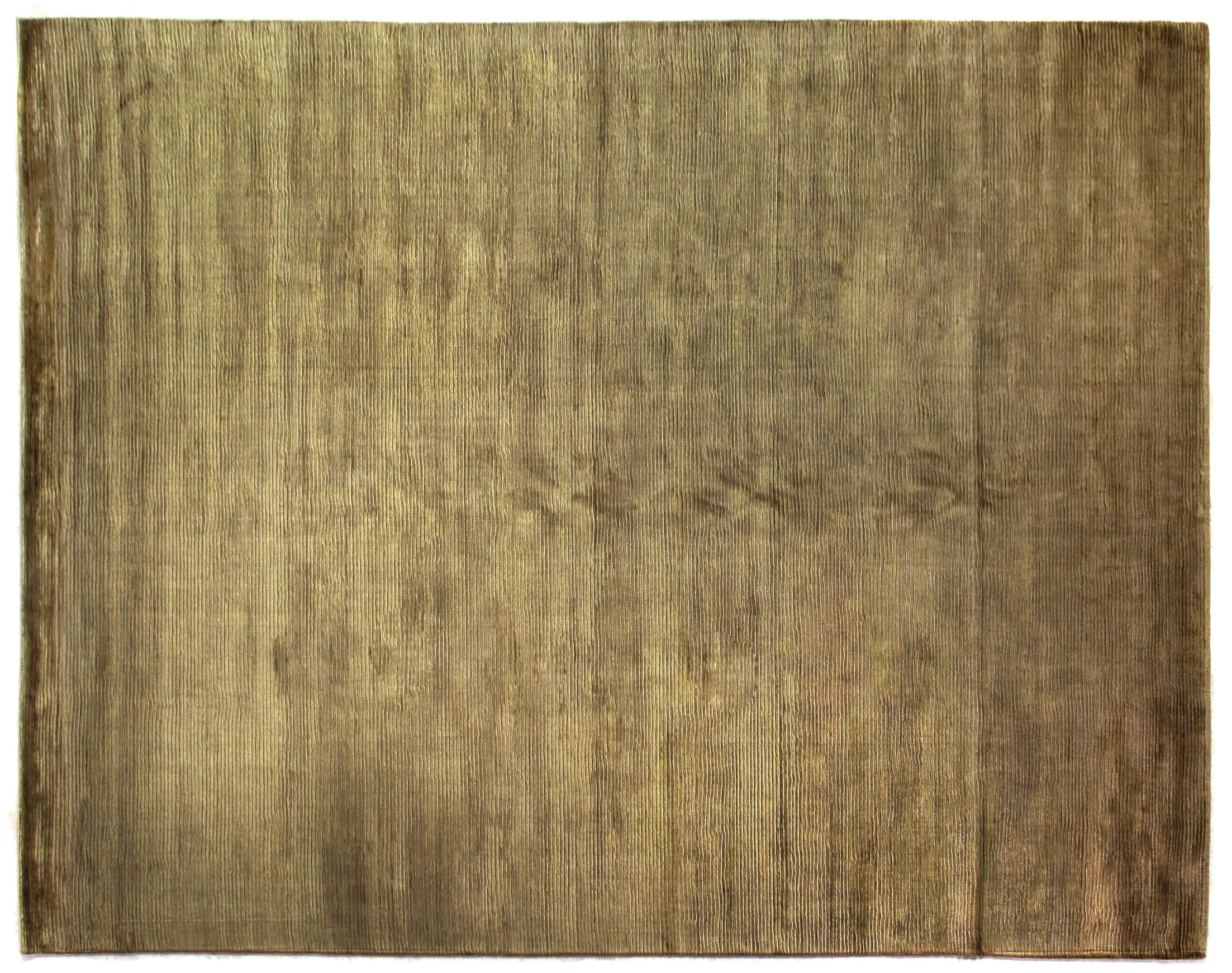 Dove Courduroy Hand-Woven Mushroom Area Rug Rug Size: 8' x 10'