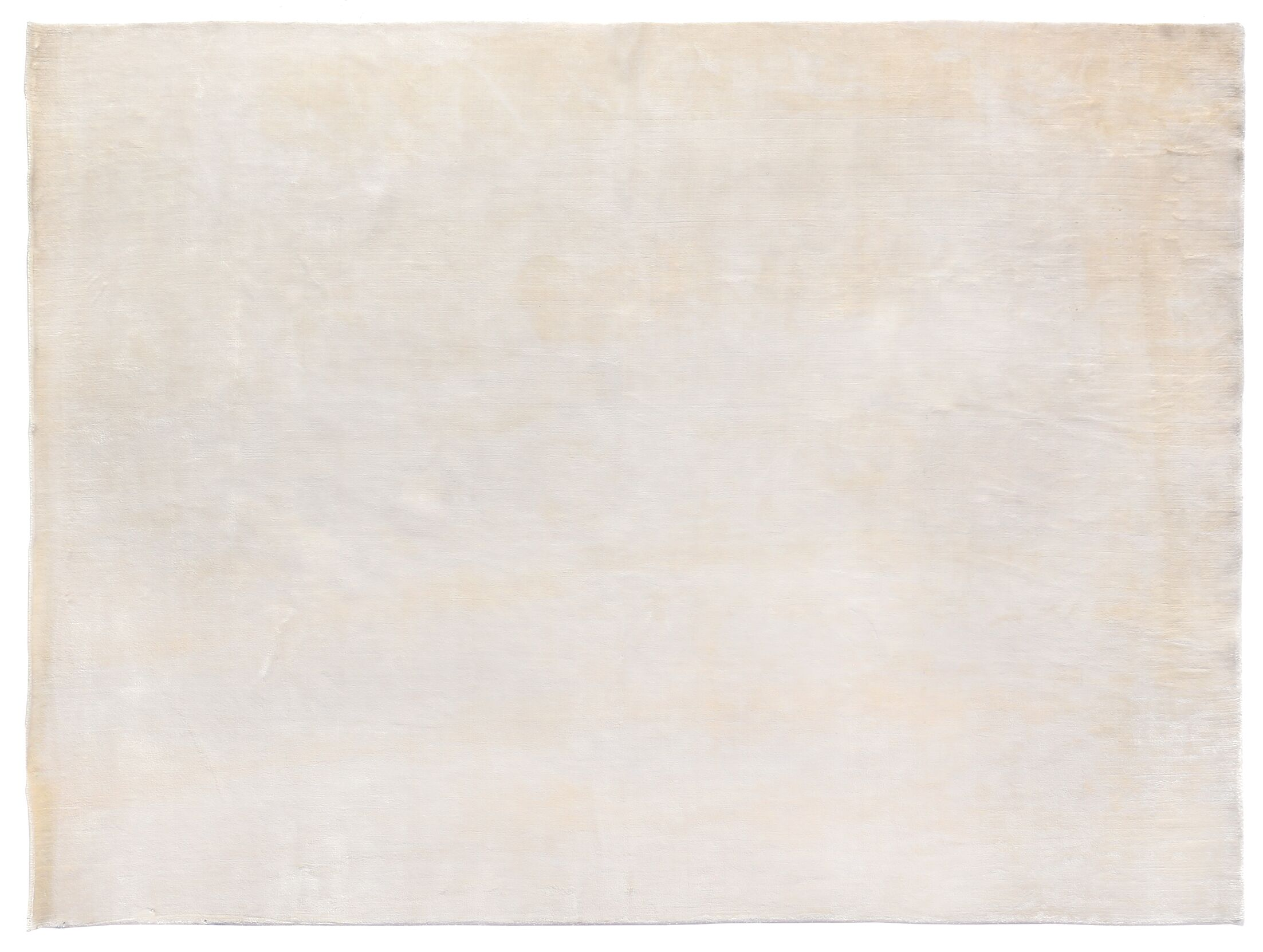 Softest Touch Hand-Woven White Area Rug Rug Size: Rectangle 10' x 14'