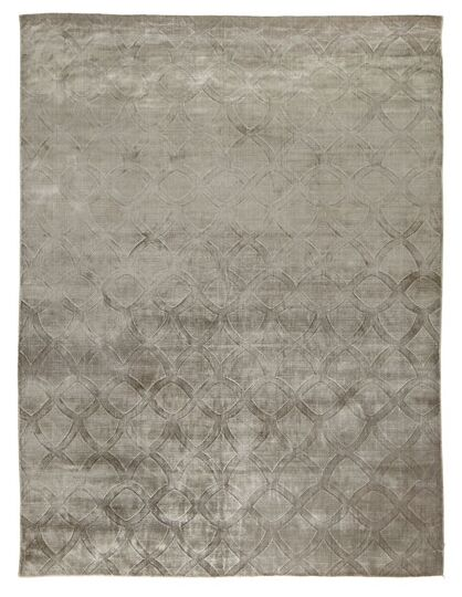 Smooch Carved Hand-Woven Gray Area Rug Rug Size: Rectangle 9' x 12'