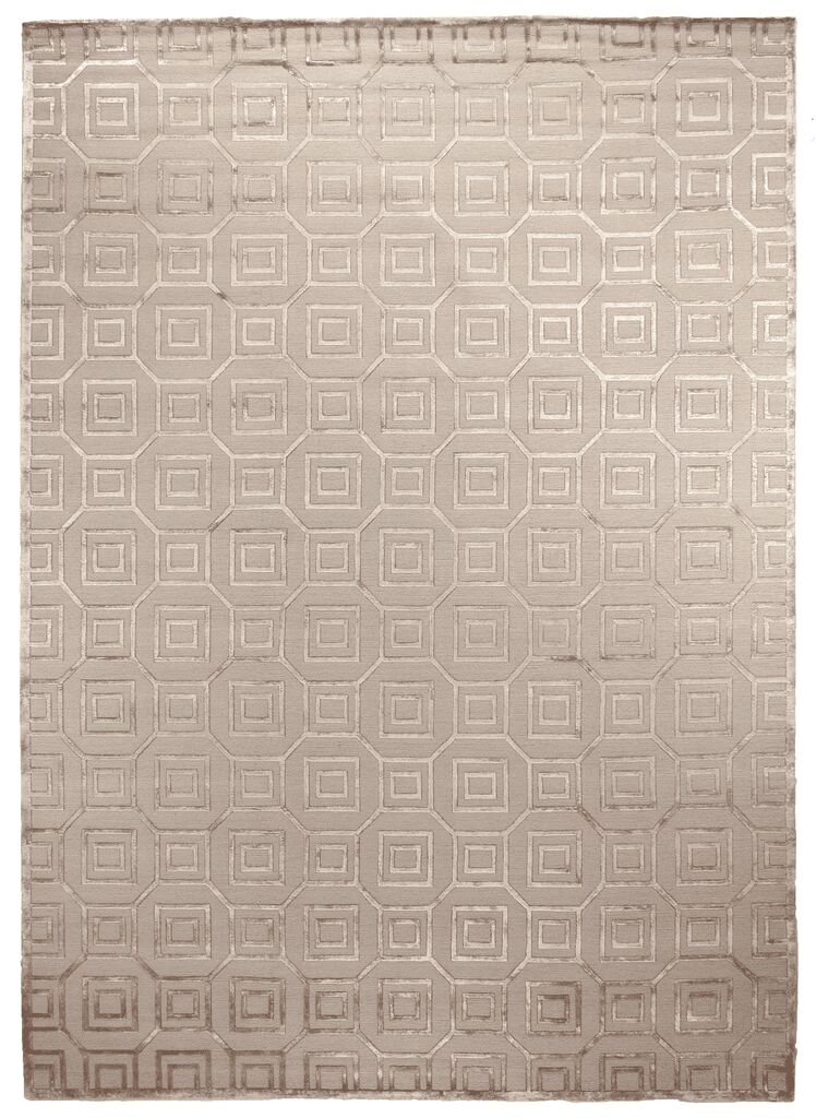 Silver Area Rug Rug Size: 9' X 12'