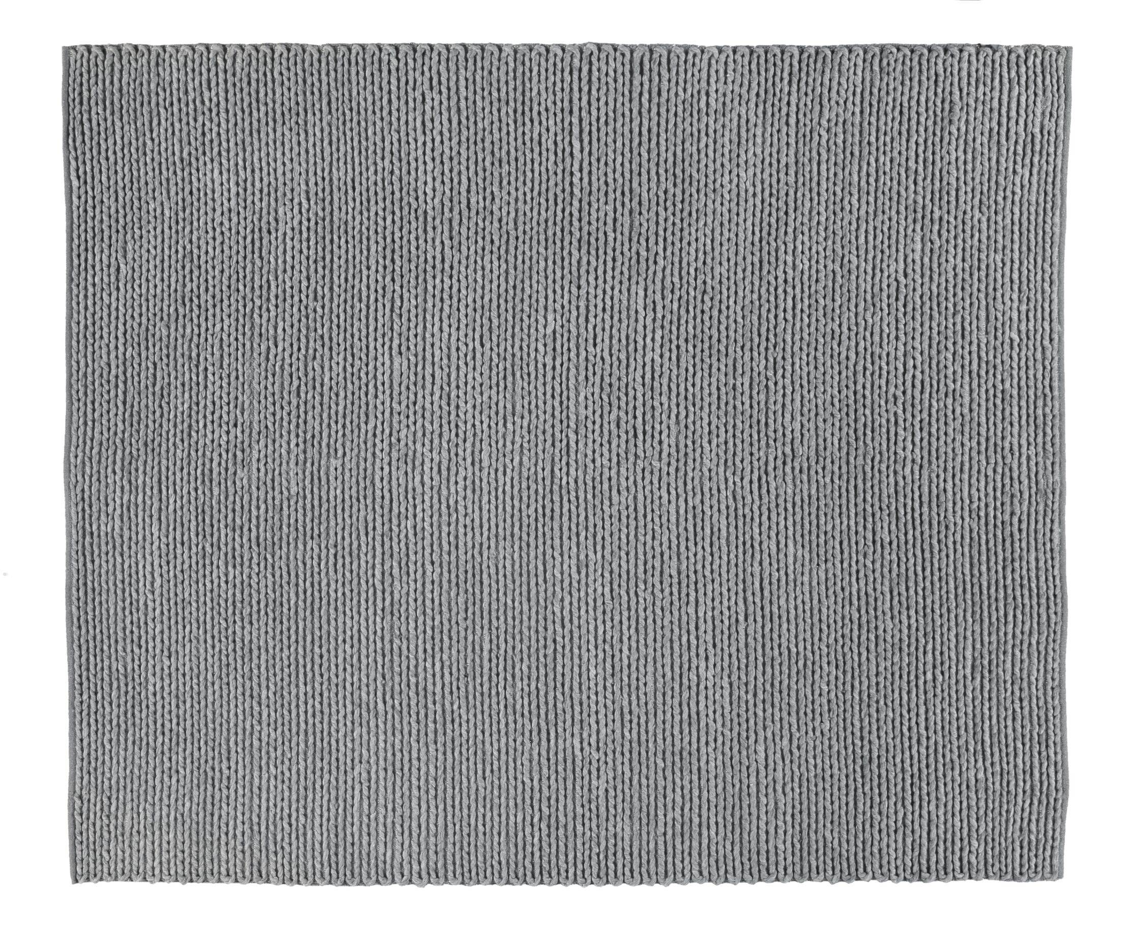 Arlow Hand-Woven Dark Gray Area Rug Rug Size: Rectangle 10' x 14'