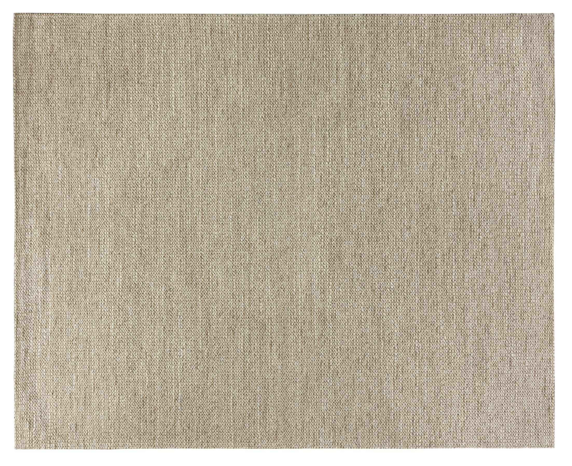 Crestwood Hand-Woven Beige Area Rug Rug Size: Rectangle 12' x 15'