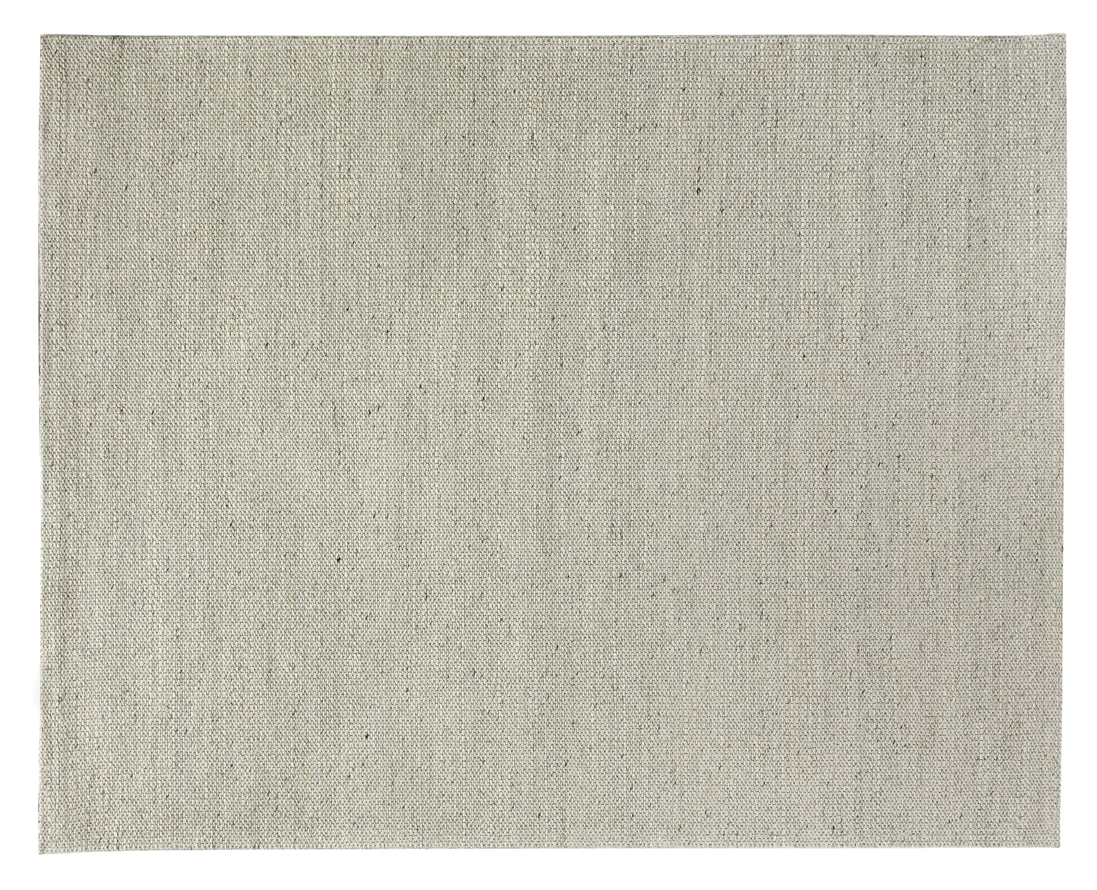 Crestwood Hand-Woven Sand Area Rug Rug Size: Rectangle 6' x 9'