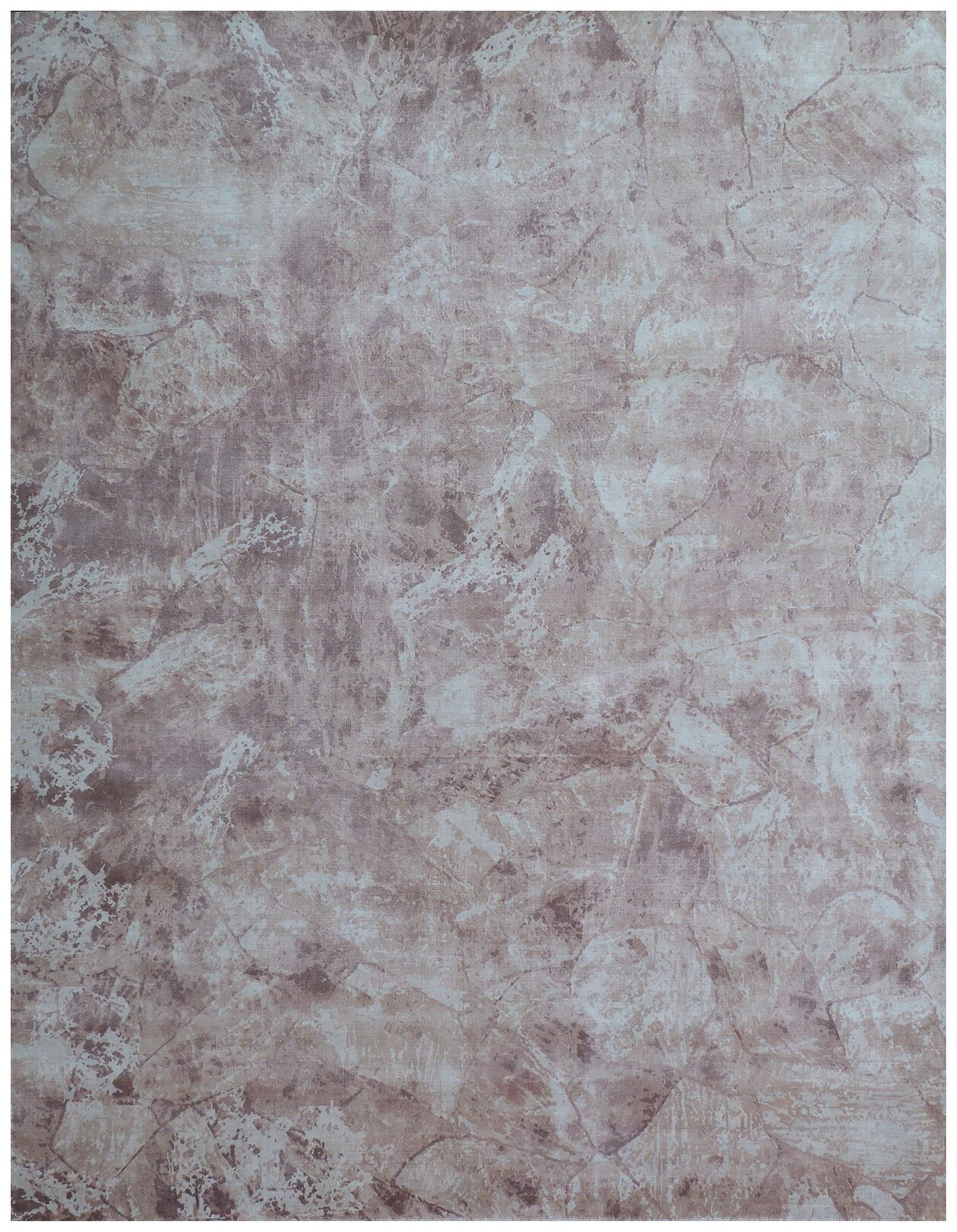 Cassina Hand-Woven Rust Area Rug Rug Size: Rectangle 9' x 12'