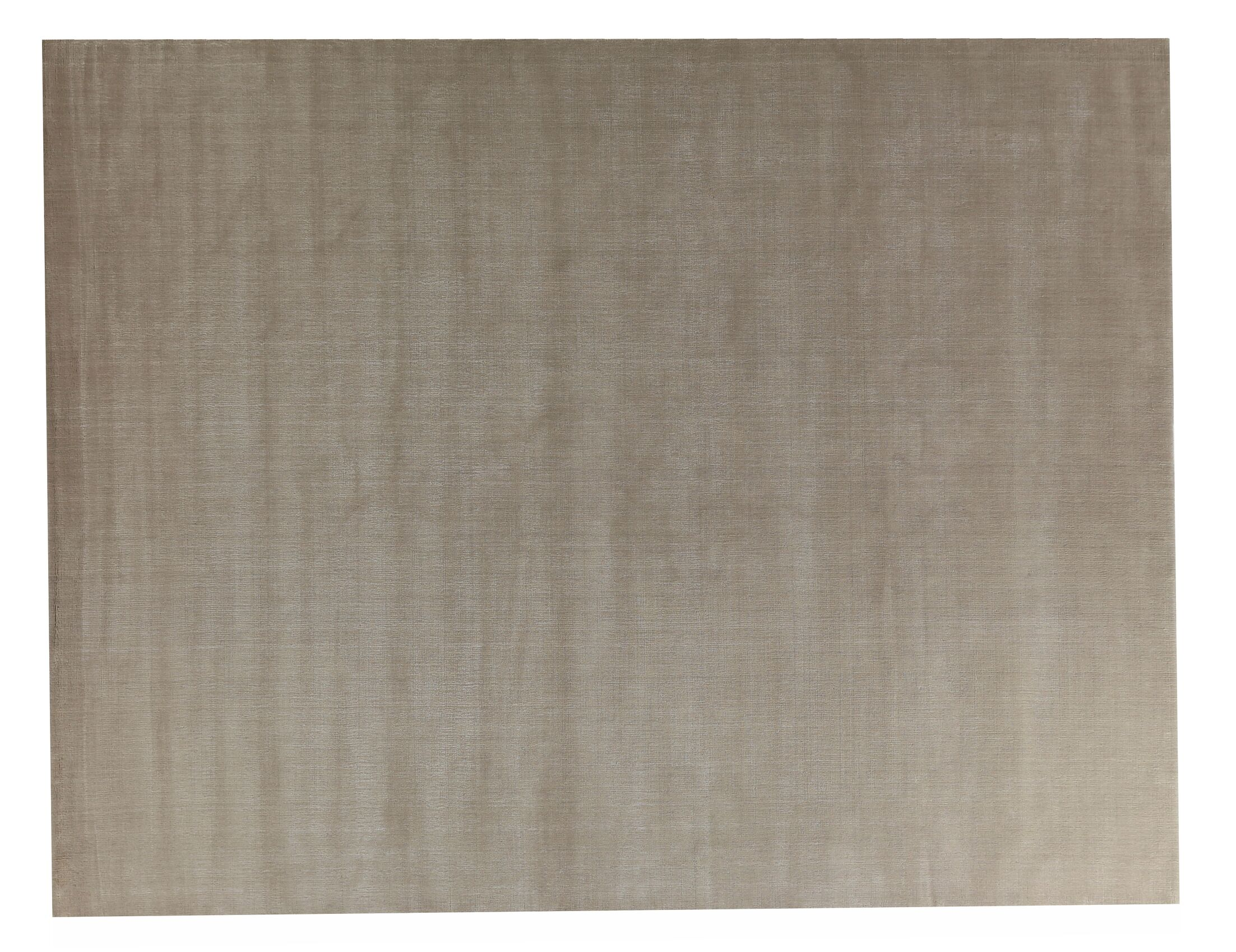Gem Hand-Woven Brown Area Rug Rug Size: Rectangle 14' x 18'