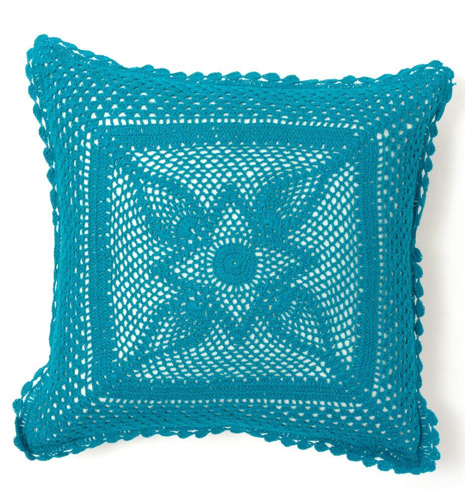 Janet Crochet Sham
