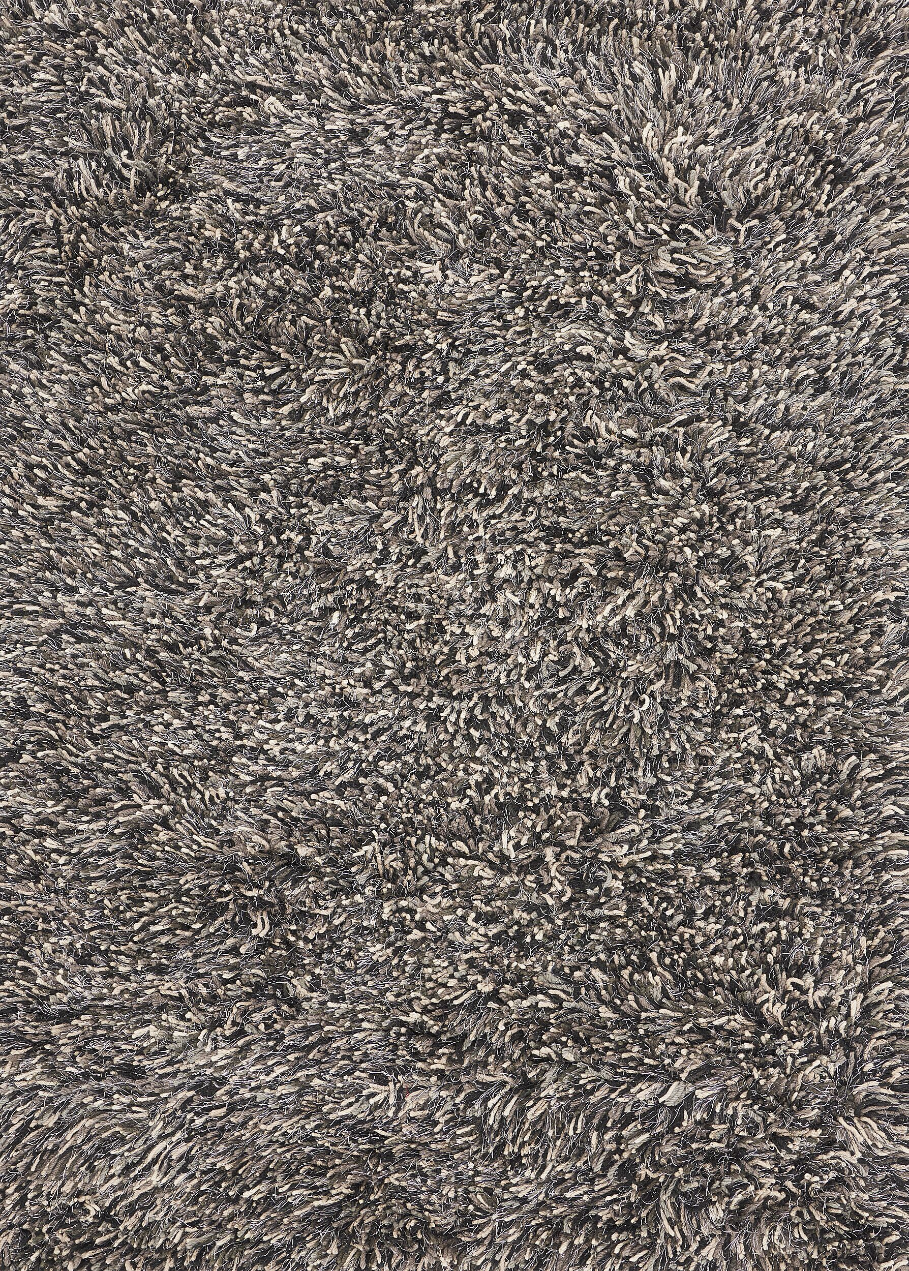 Betona Black Area Rug Rug Size: 5'7