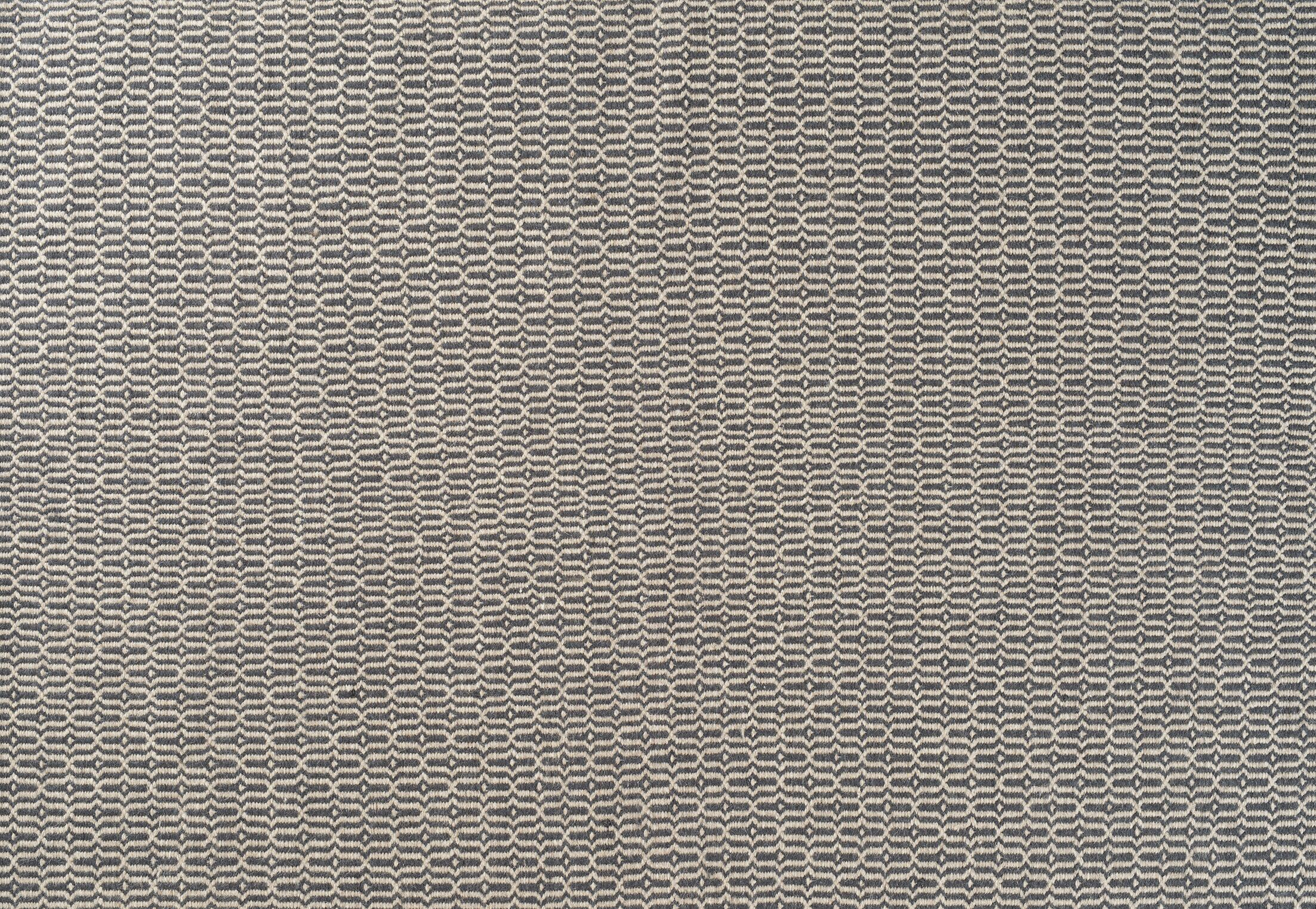 Hand-Woven Brown/Beige Area Rug Rug Size: 6'6