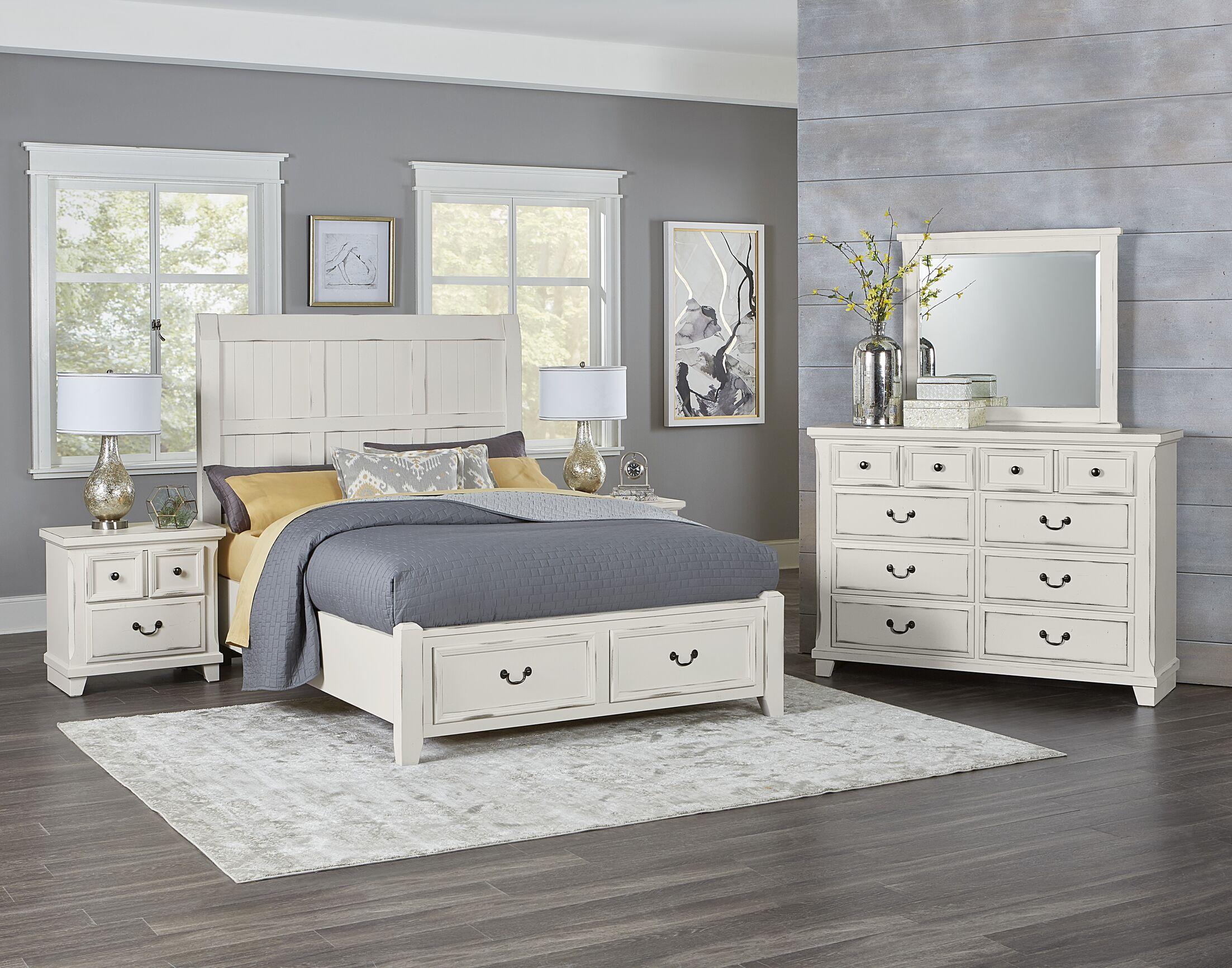Hanscom King Panel Configurable Bedroom Set