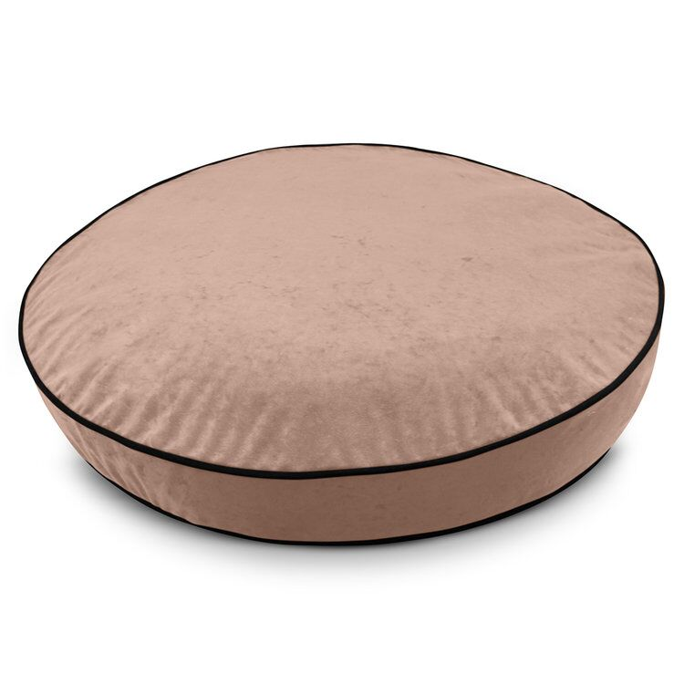 Round Classic Dog Bed Size: Large (36