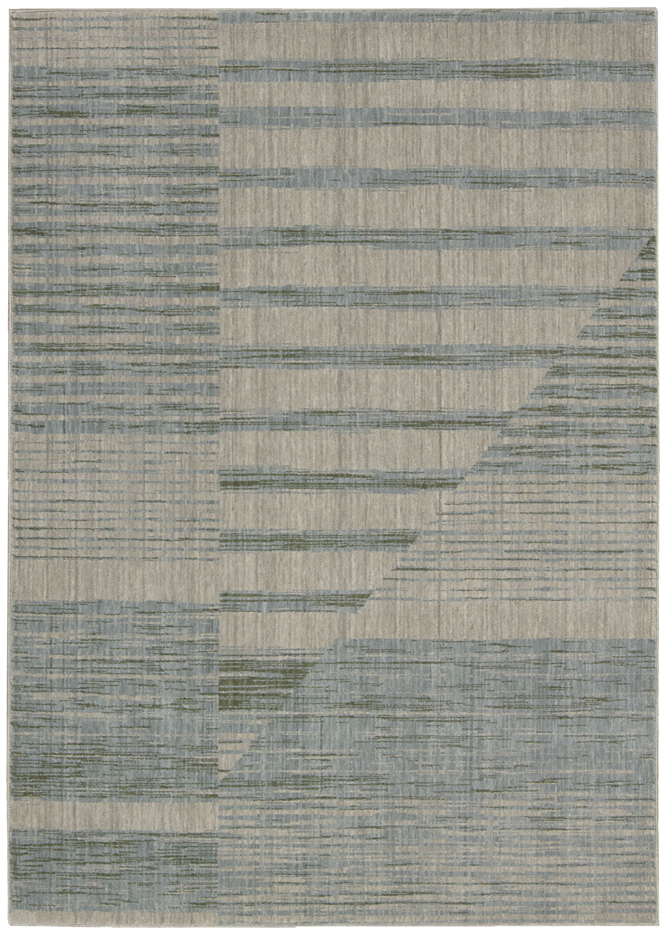 Urban Faroes Glacial Area Rug Rug Size: Rectangle 2'6