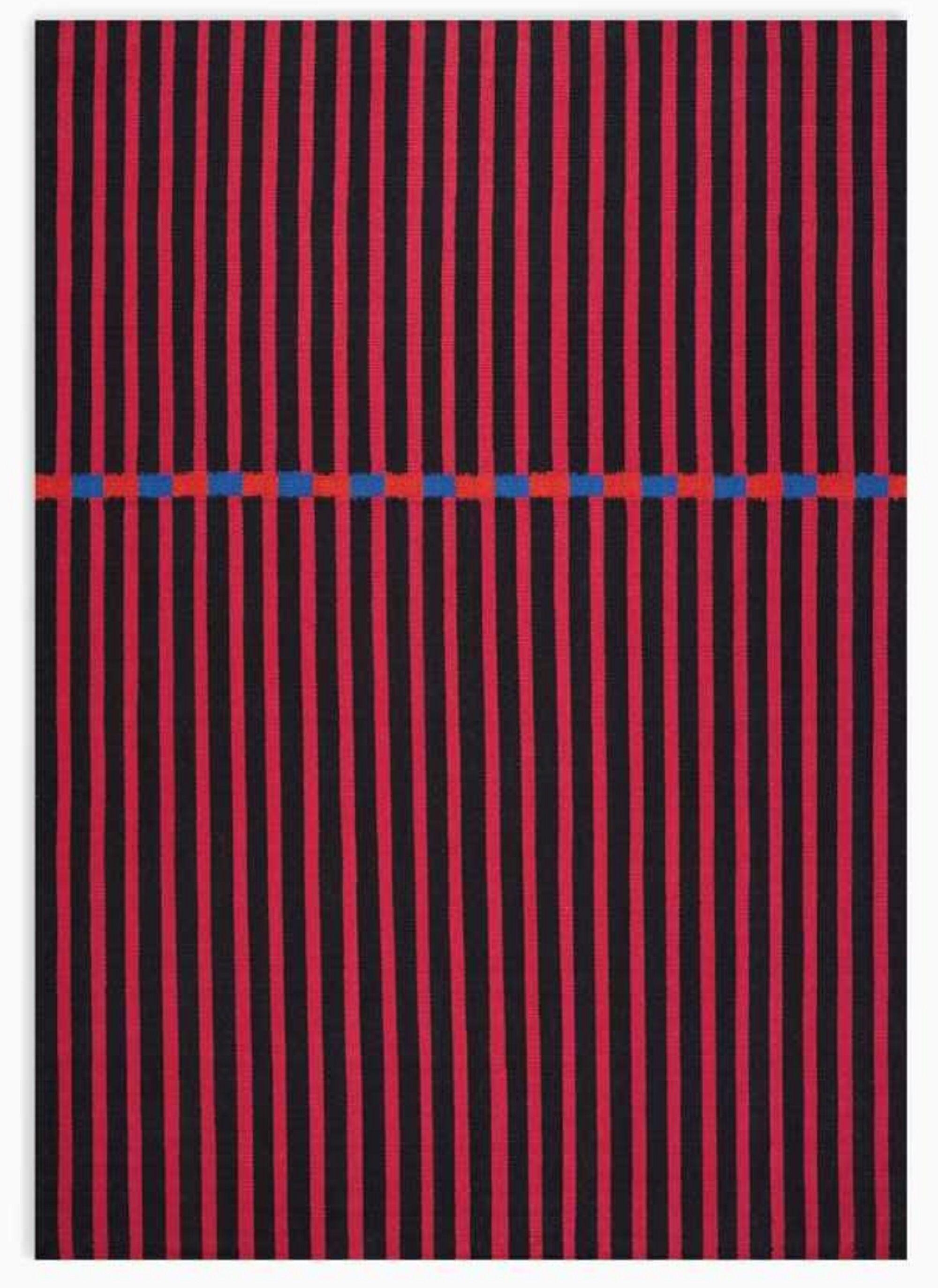 Nashville Modern Hand-Woven Magenta Area Rug Rug Size: Rectangle 8' x 10'