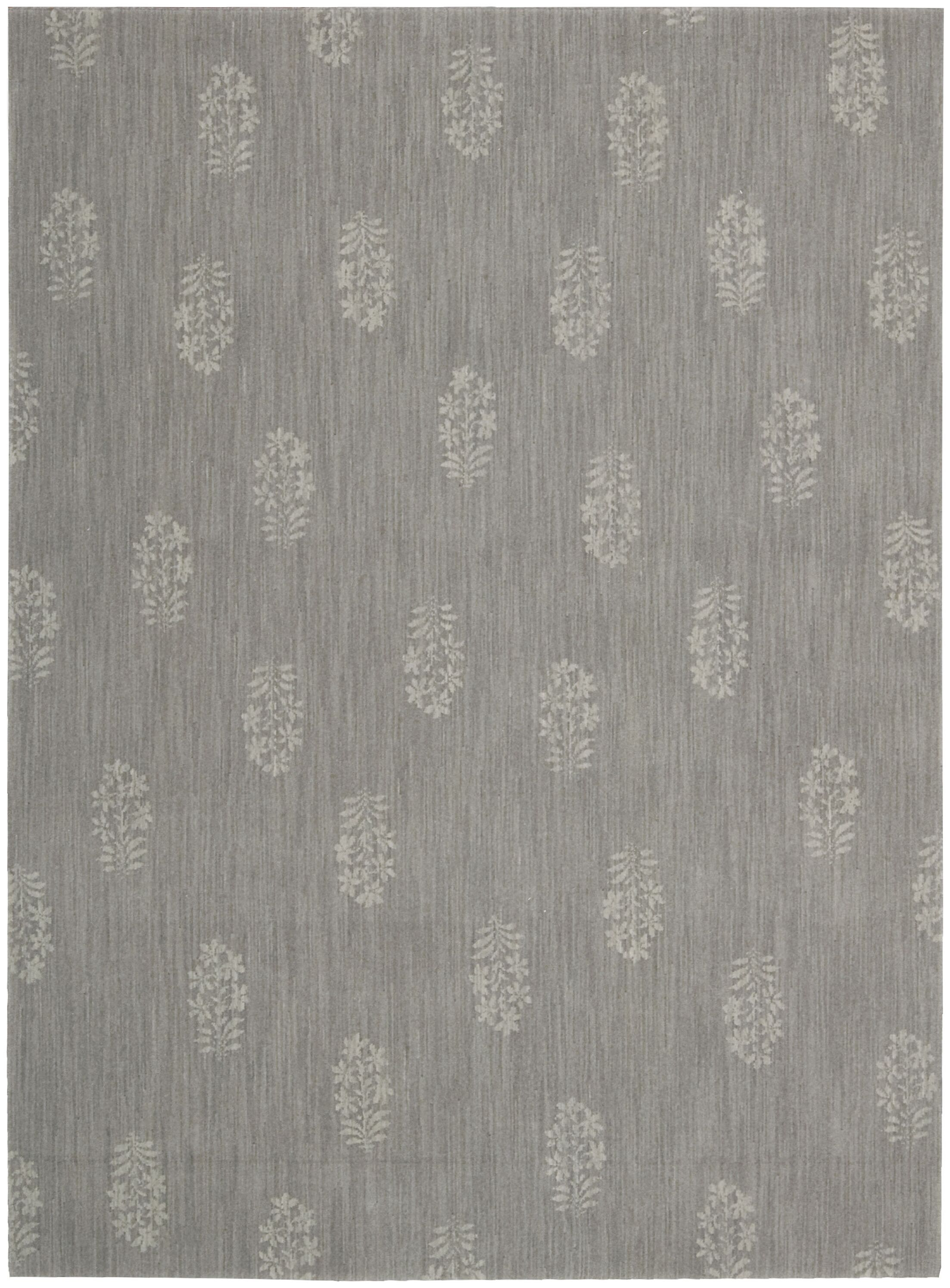 Loom Select Pondicherry Granite Area Rug Rug Size: Rectangle 5'6