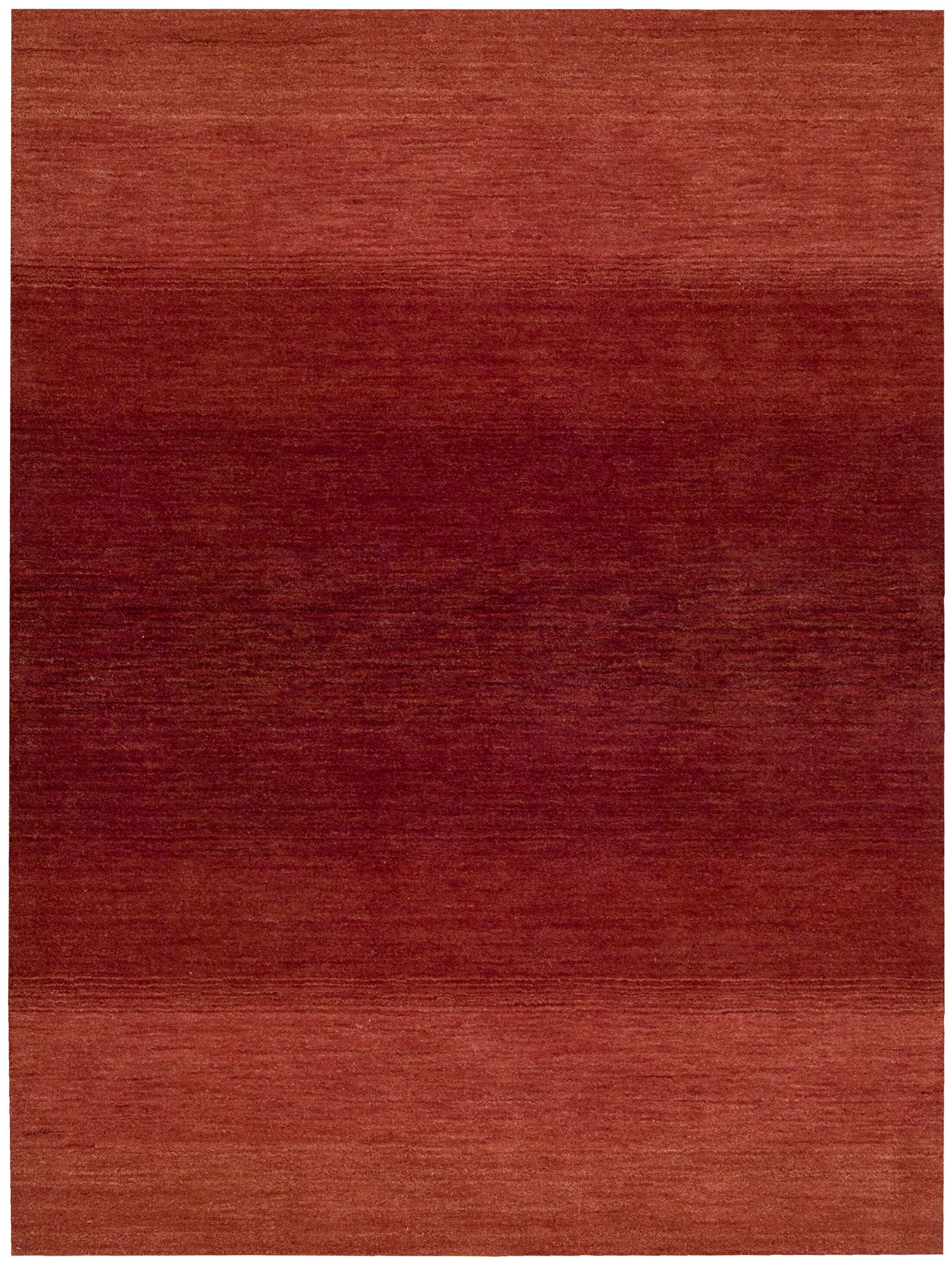 Linear Glow Hand-Woven Watercolor Sumac Area Rug Rug Size: Rectangle 5'3