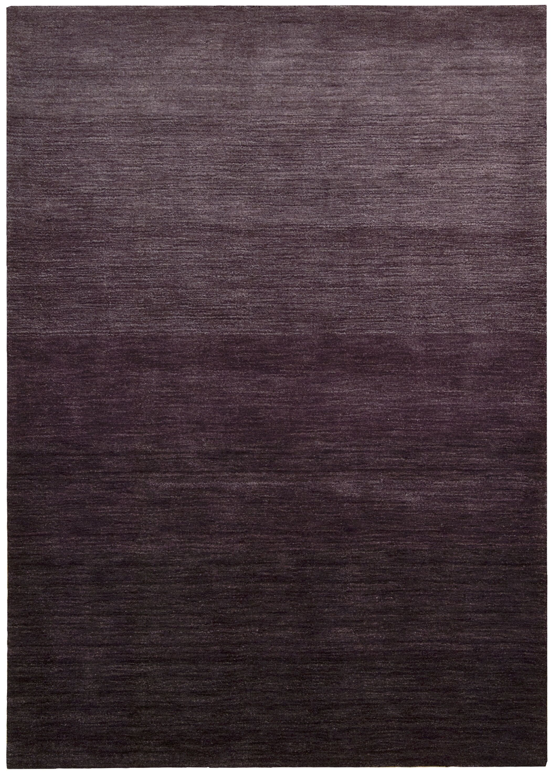 Haze Hand Woven Wool Smoke Elderberry Area Rug Rug Size: Rectangle 7'9