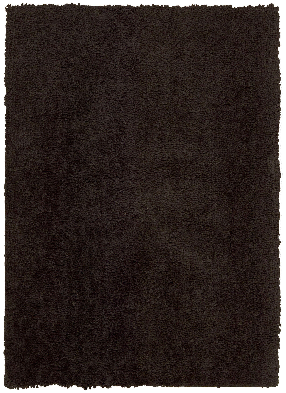 Puli Hand-Woven Loc Sepia Area Rug Rug Size: Rectangle 5' x 7'