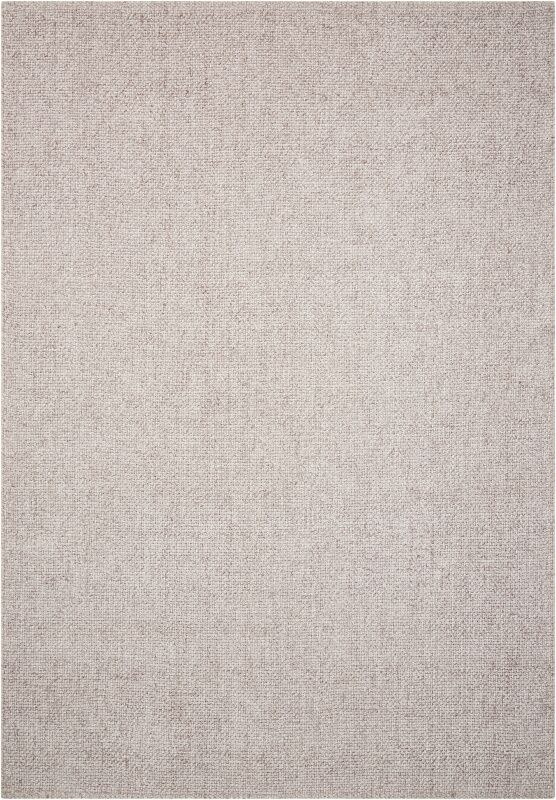Tobiano Hand-Loomed Beige Area Rug Rug Size: Rectangle 9' x 12'