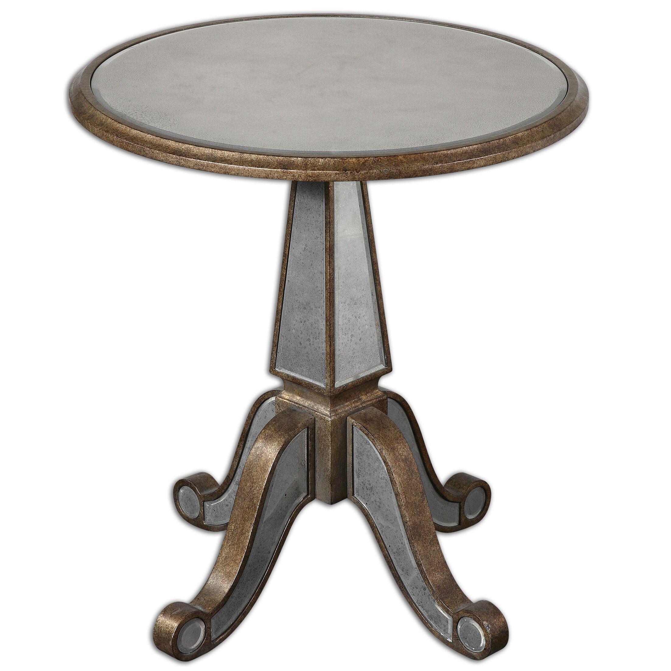 Eraman End Table