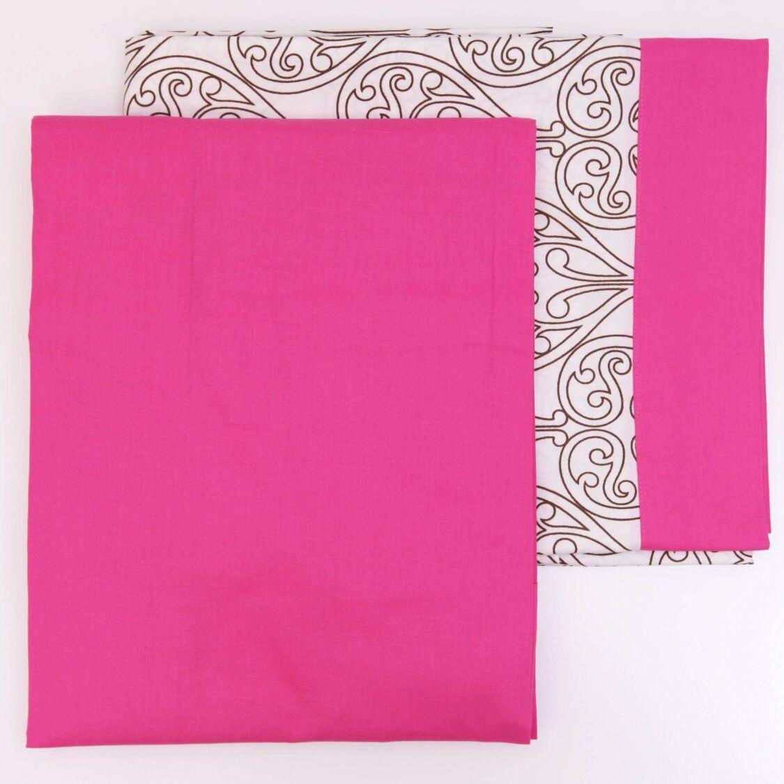 Damask Sheet Set Size: Twin