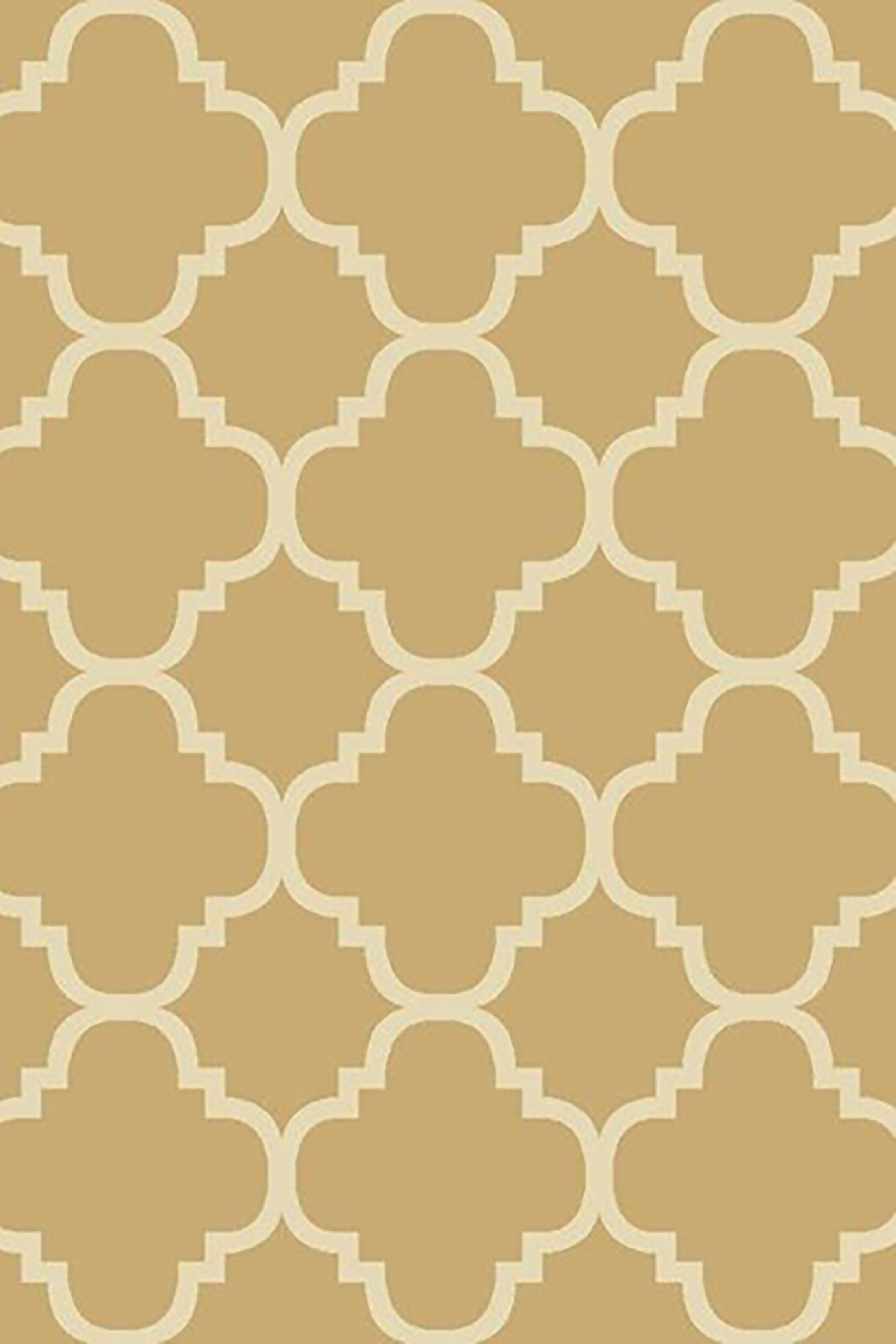 Mccampbell Brown/Beige Area Rug Rug Size: Rectangle 8' x 11'