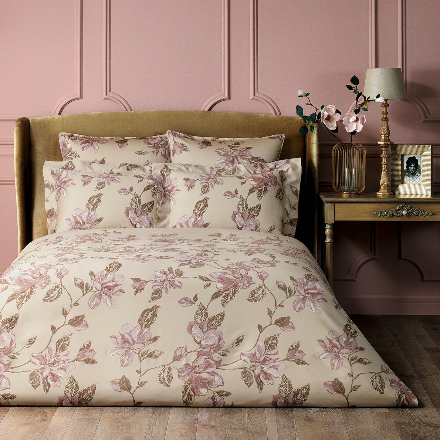 Haslemere 300 Thread Count 100% Cotton Flat Sheet Size: Twin
