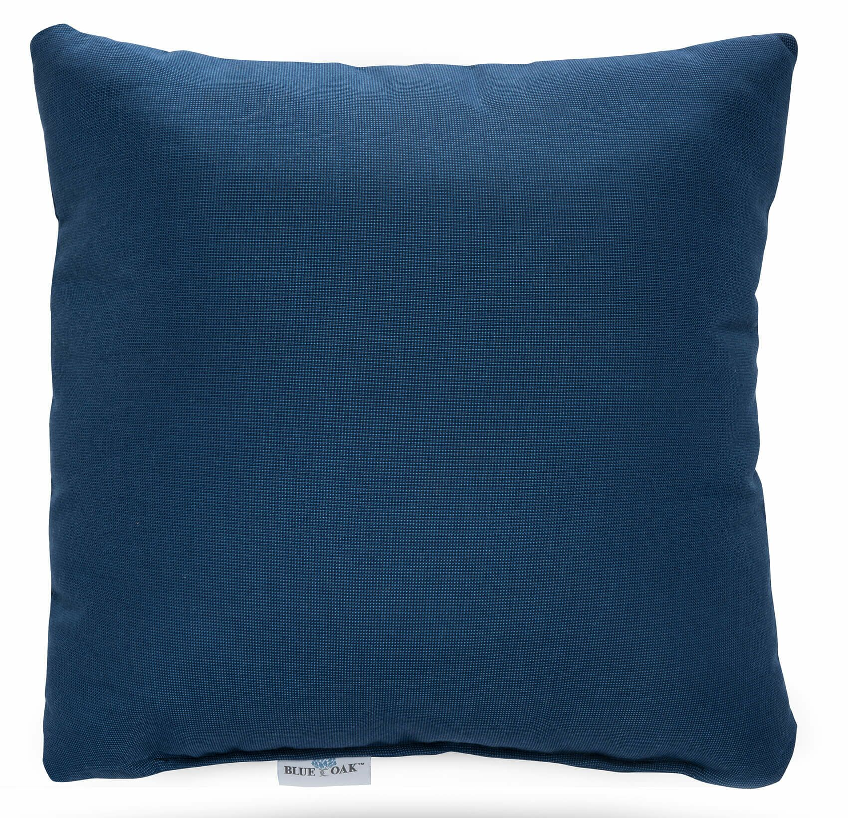 Sparkle Baltic Outdoor Acrylic Throw Pillow Color: Blue, Product Type: Throw Pillow