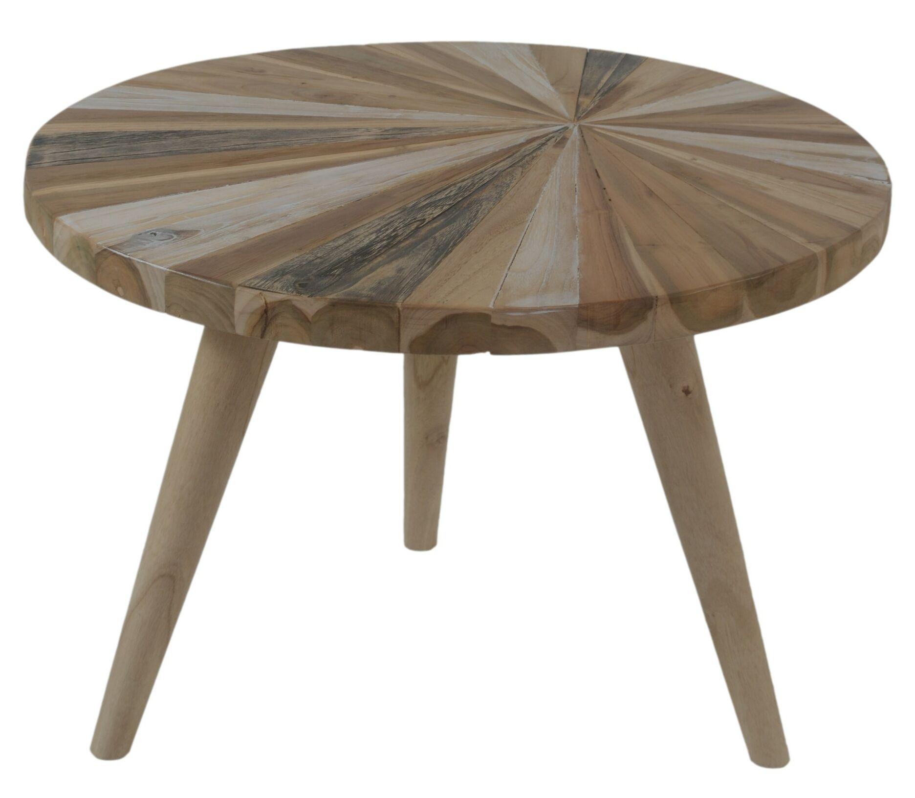 Sherita Wood End Table