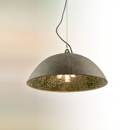 Bidwell 5-Light Bowl Pendant