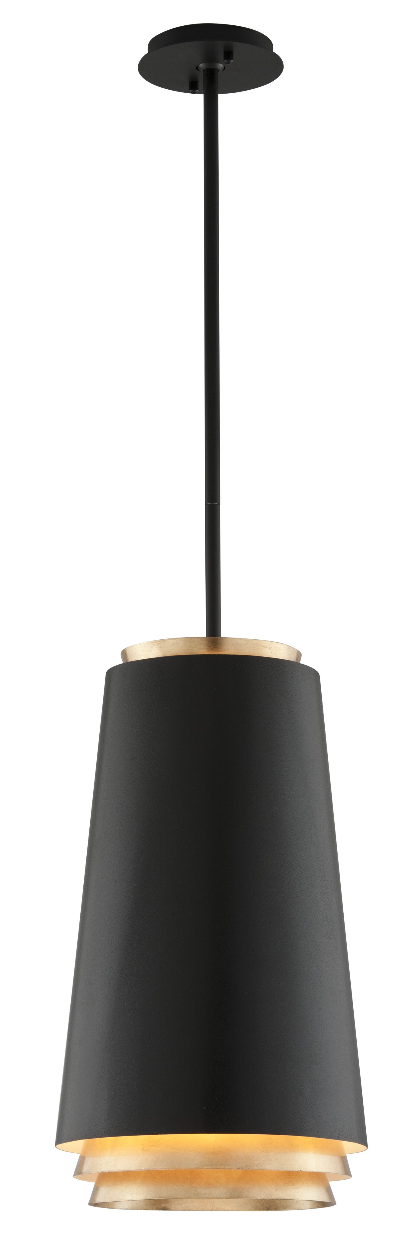 Jayla 3-Light Cone Pendant
