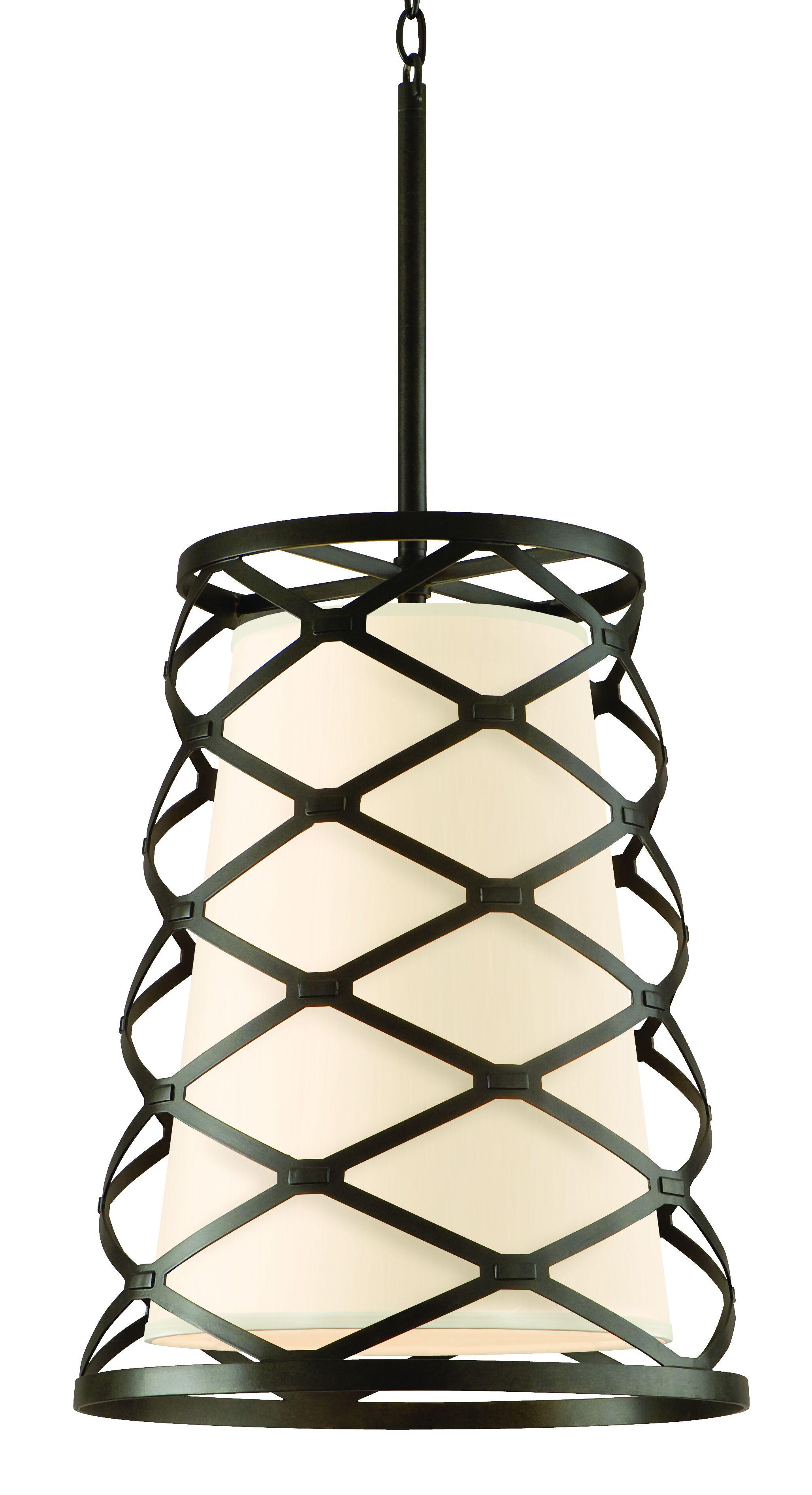 Helix 4-Light Cone Pendant