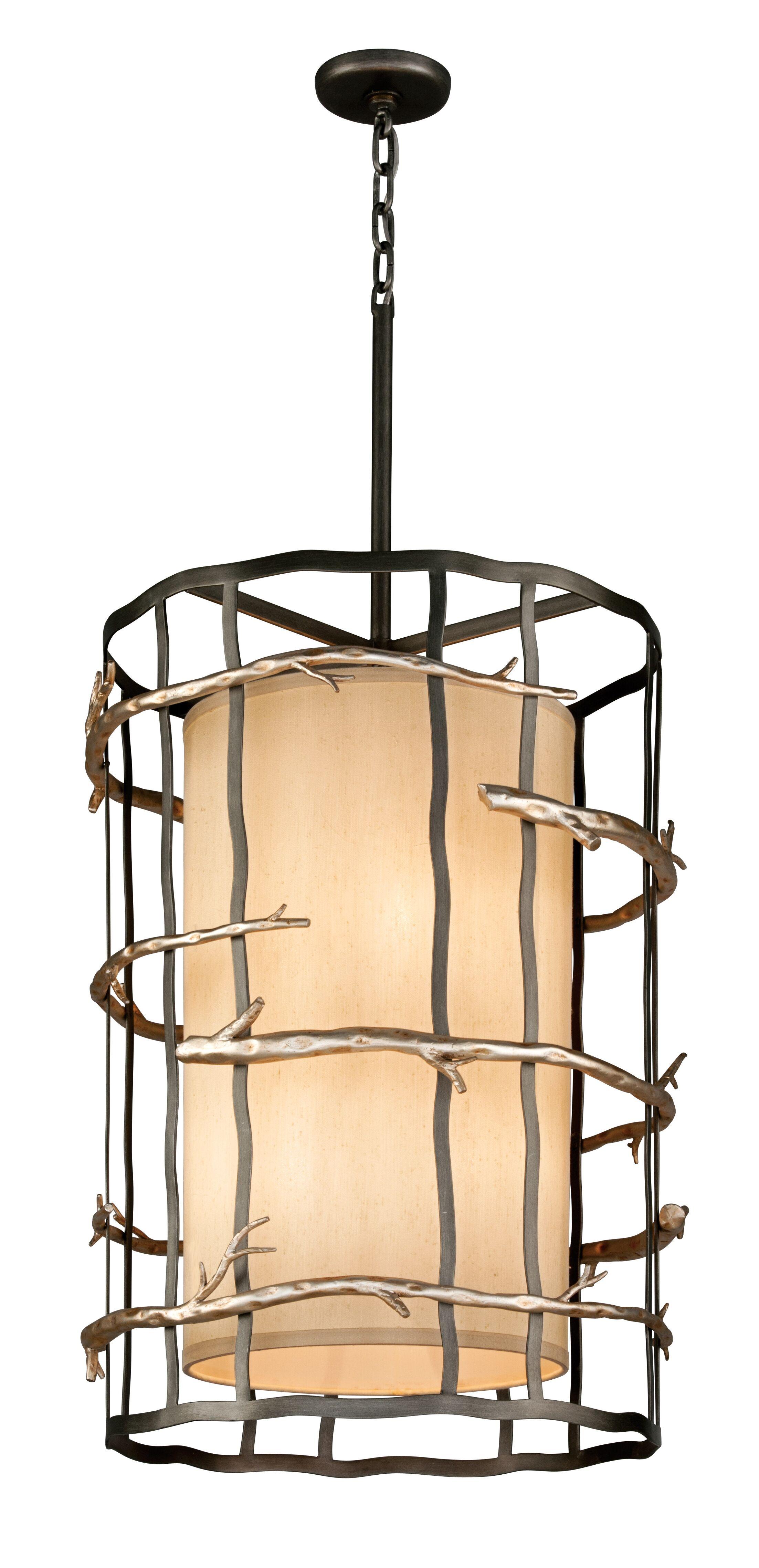 Arcola Modern 3-Light Pendant Size: Large