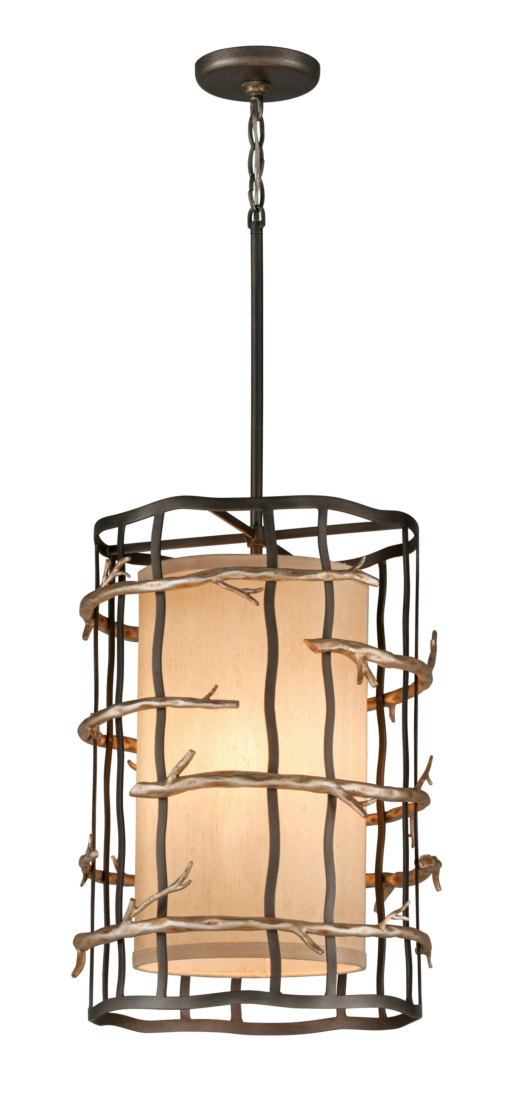 Arcola Modern 3-Light Pendant Size: Small