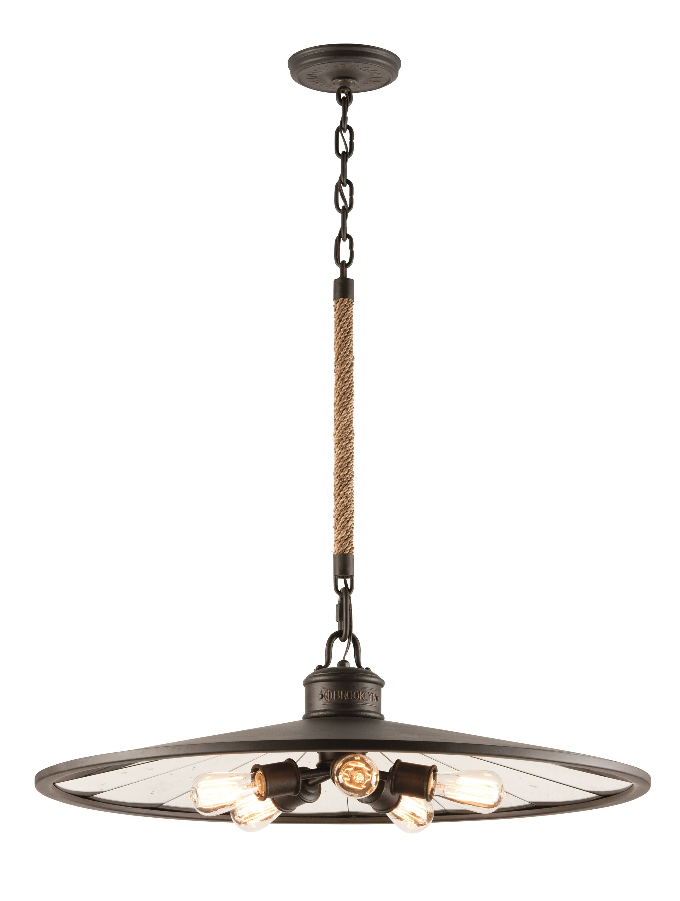 Holborn 5-Light Pendant