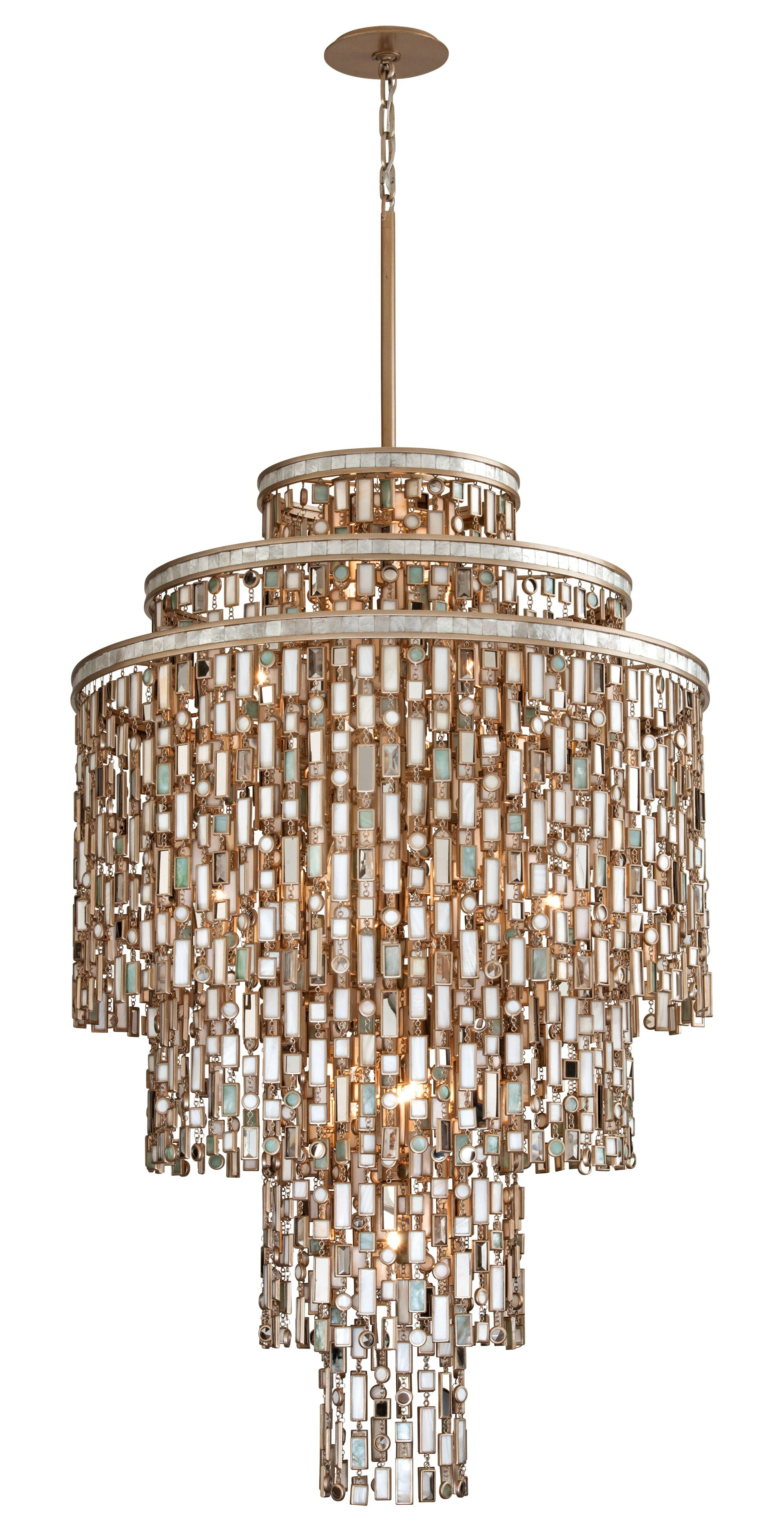 Dolcetti 13-Light Novelty Chandelier Size: Large