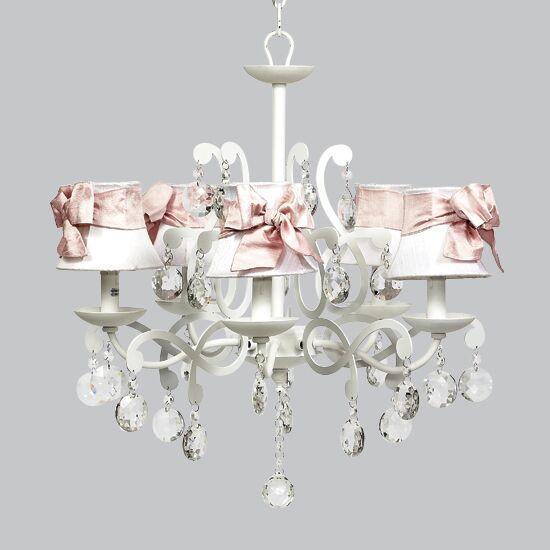 Elegance 5-Light Shaded Chandelier